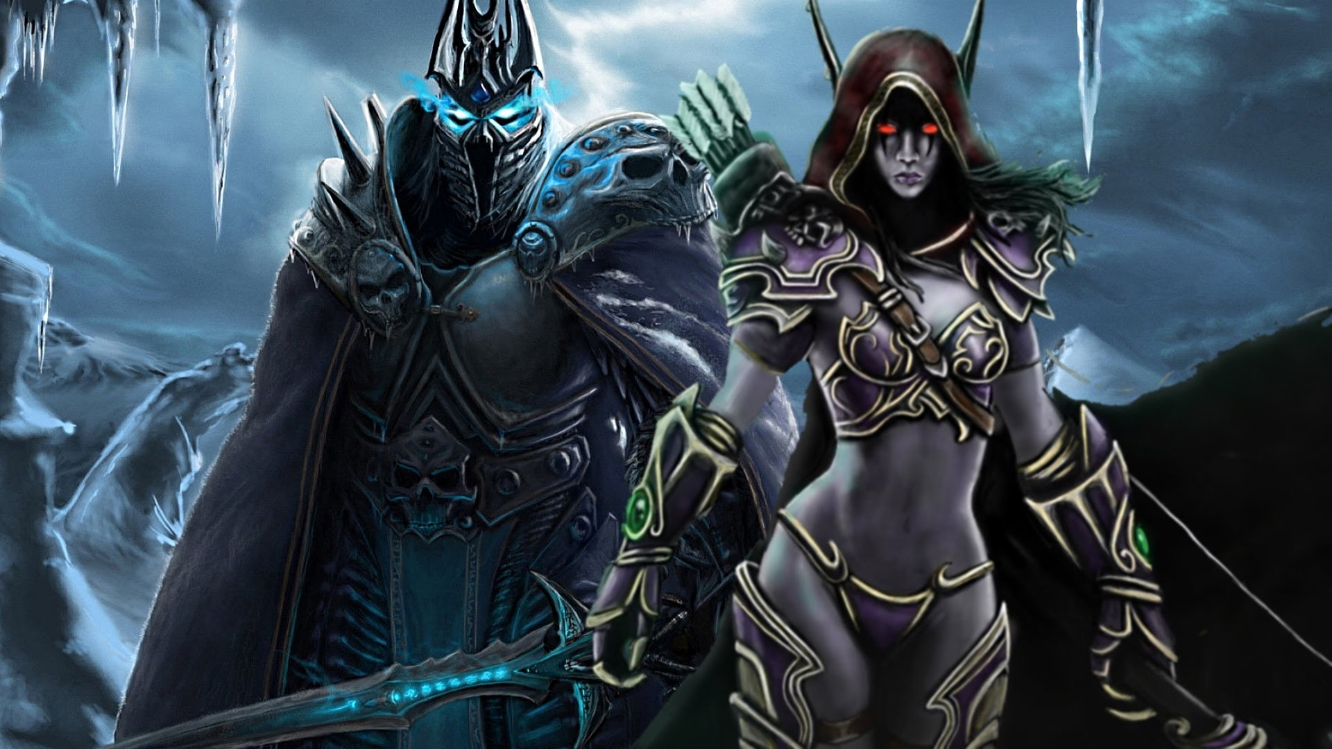 62 Lady Sylvanas Windrunner