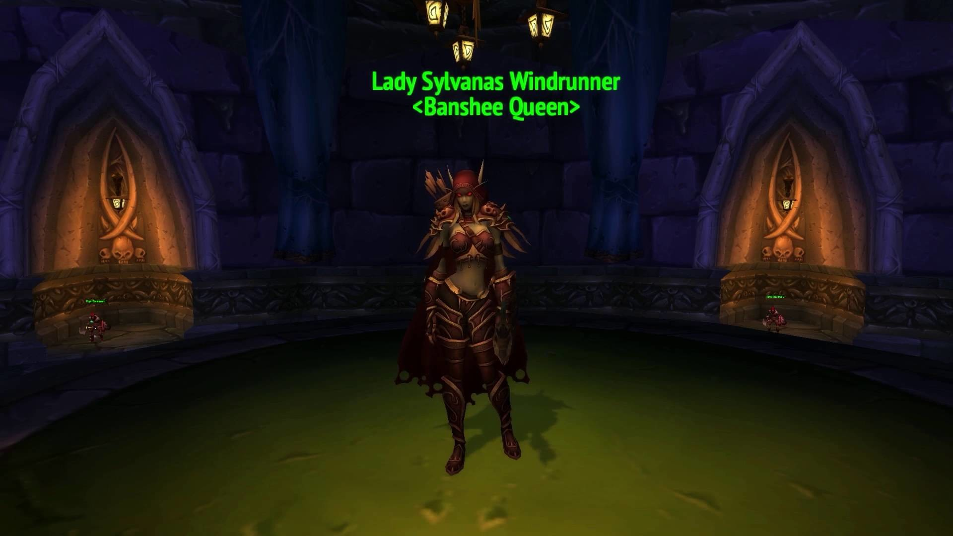 WoW [Legion] – Speculation: Sylvanas as Warchief?! (Spoilers)
