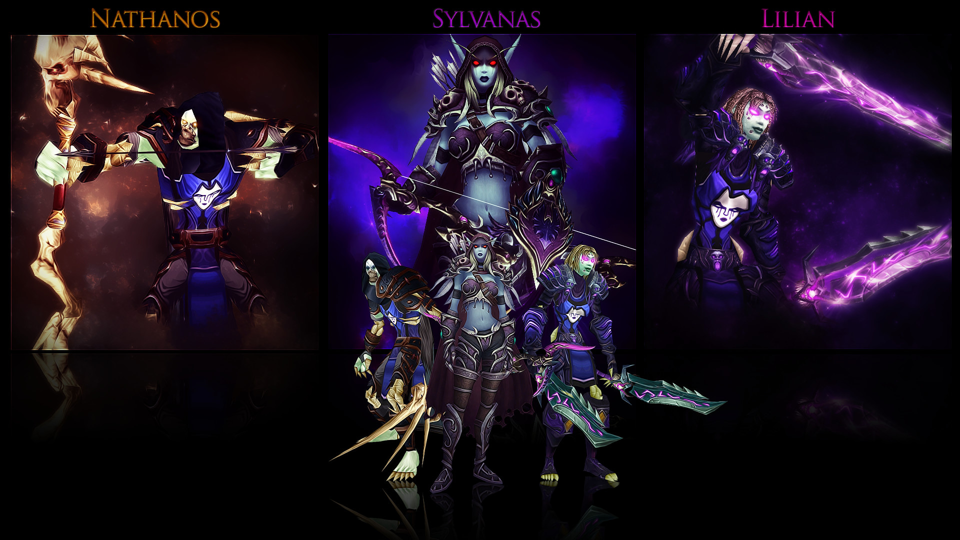 sylvanas, #Warcraft, #heroes of the storm, #World of Warcraft .