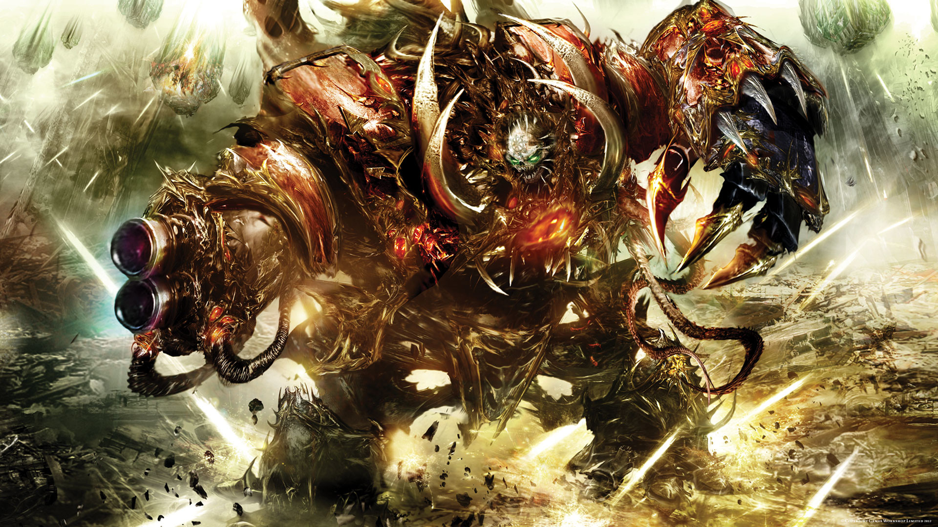 Wallpaper Abyss Explore the Collection Warhammer Video Game Warhammer .