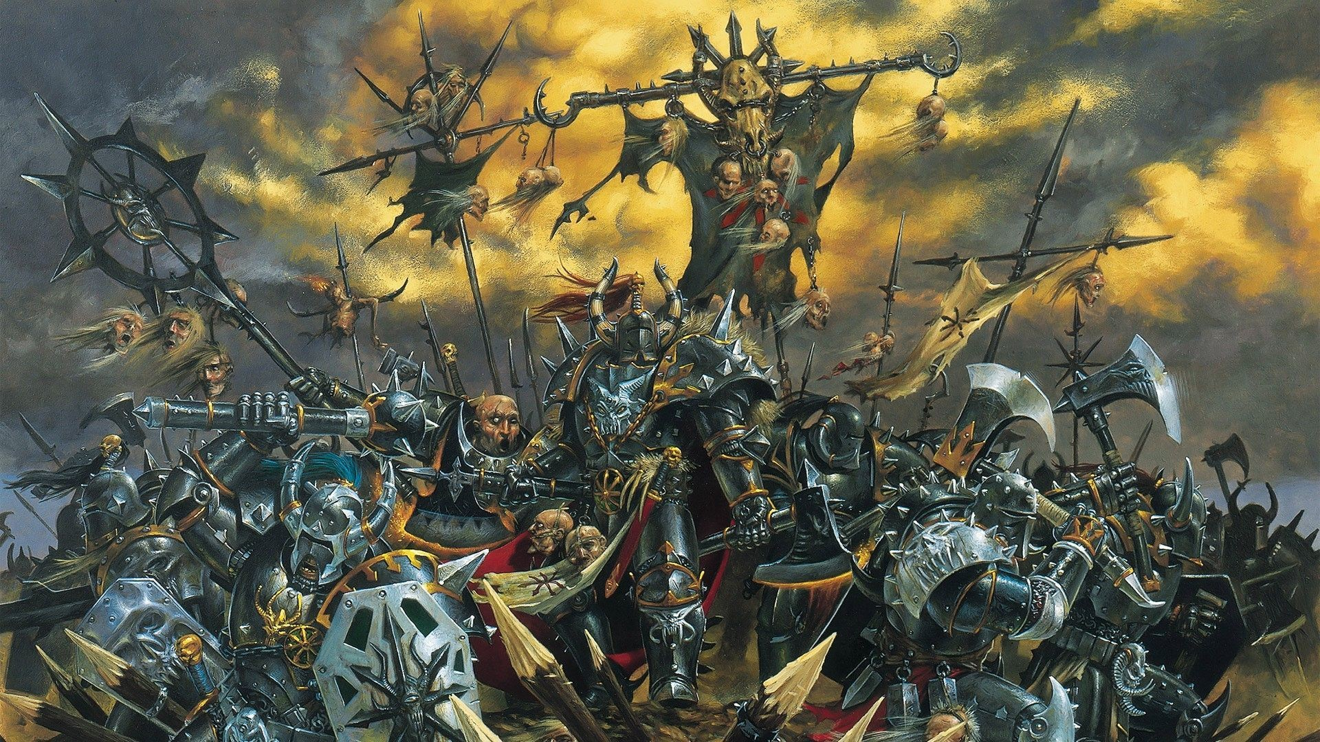 Total War Warhammer Wallpapers – WallpaperSafari