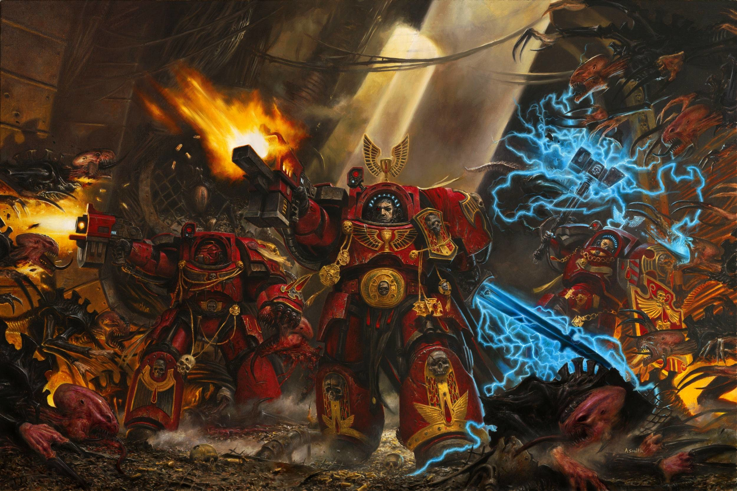 Warhammer Computer Wallpapers, Desktop Backgrounds Id: 88068