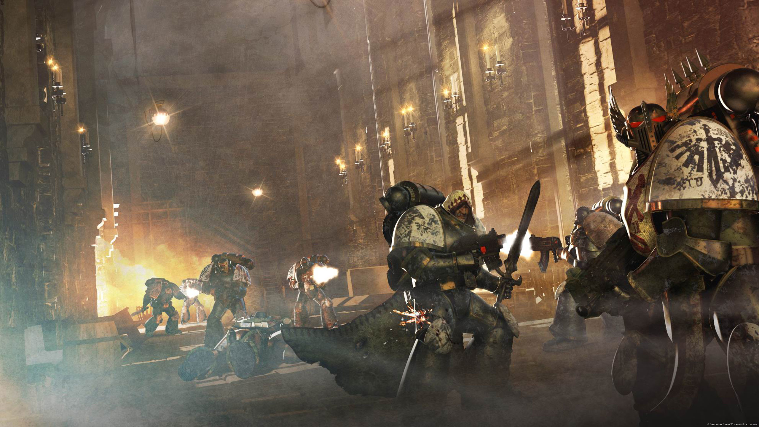 Warhammer 40k Wallpapers. by TheLordOfChangeApr 2 2015. Load 50 more images  Grid view