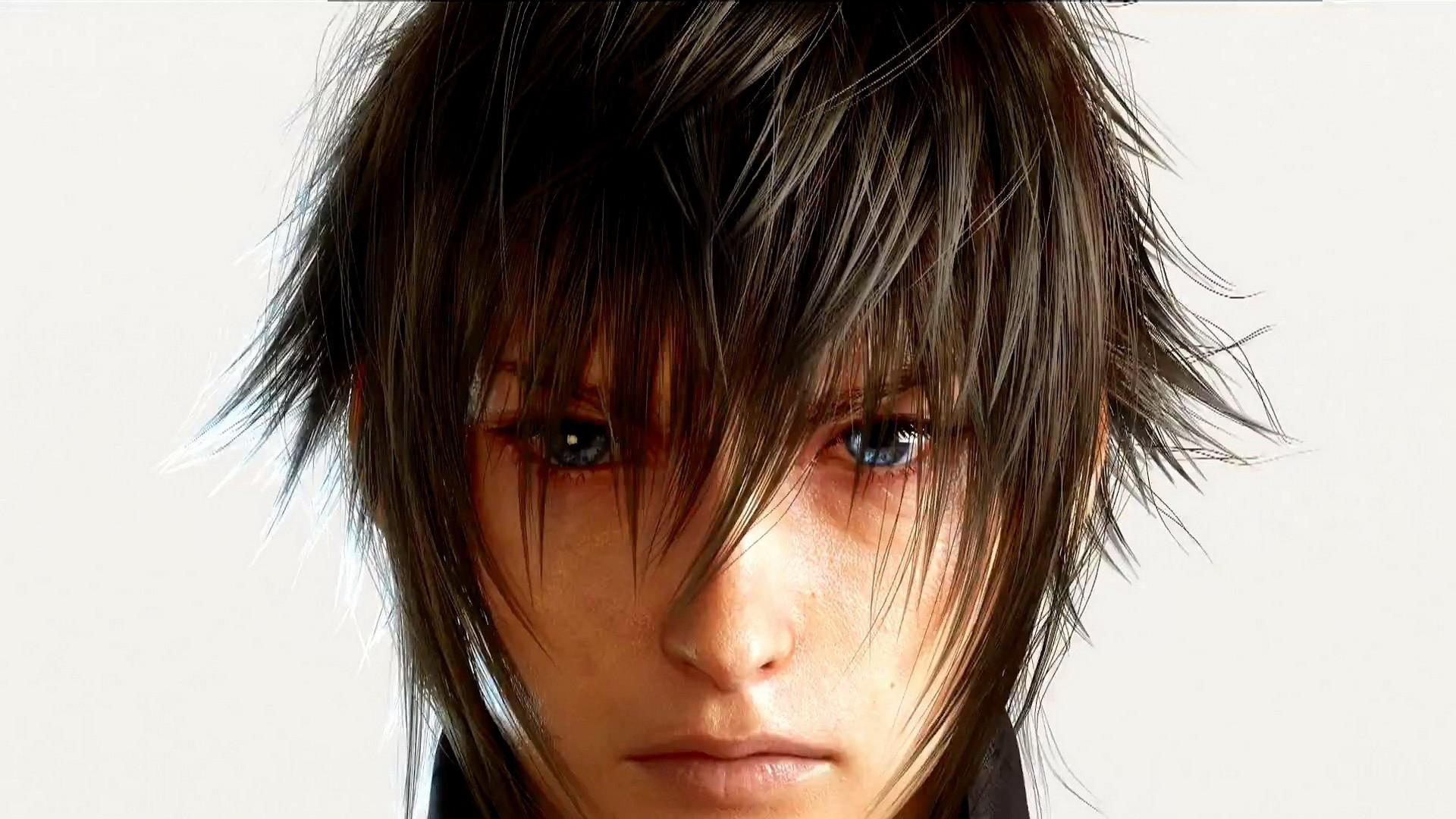 Final Fantasy XV game character HD wallpaper