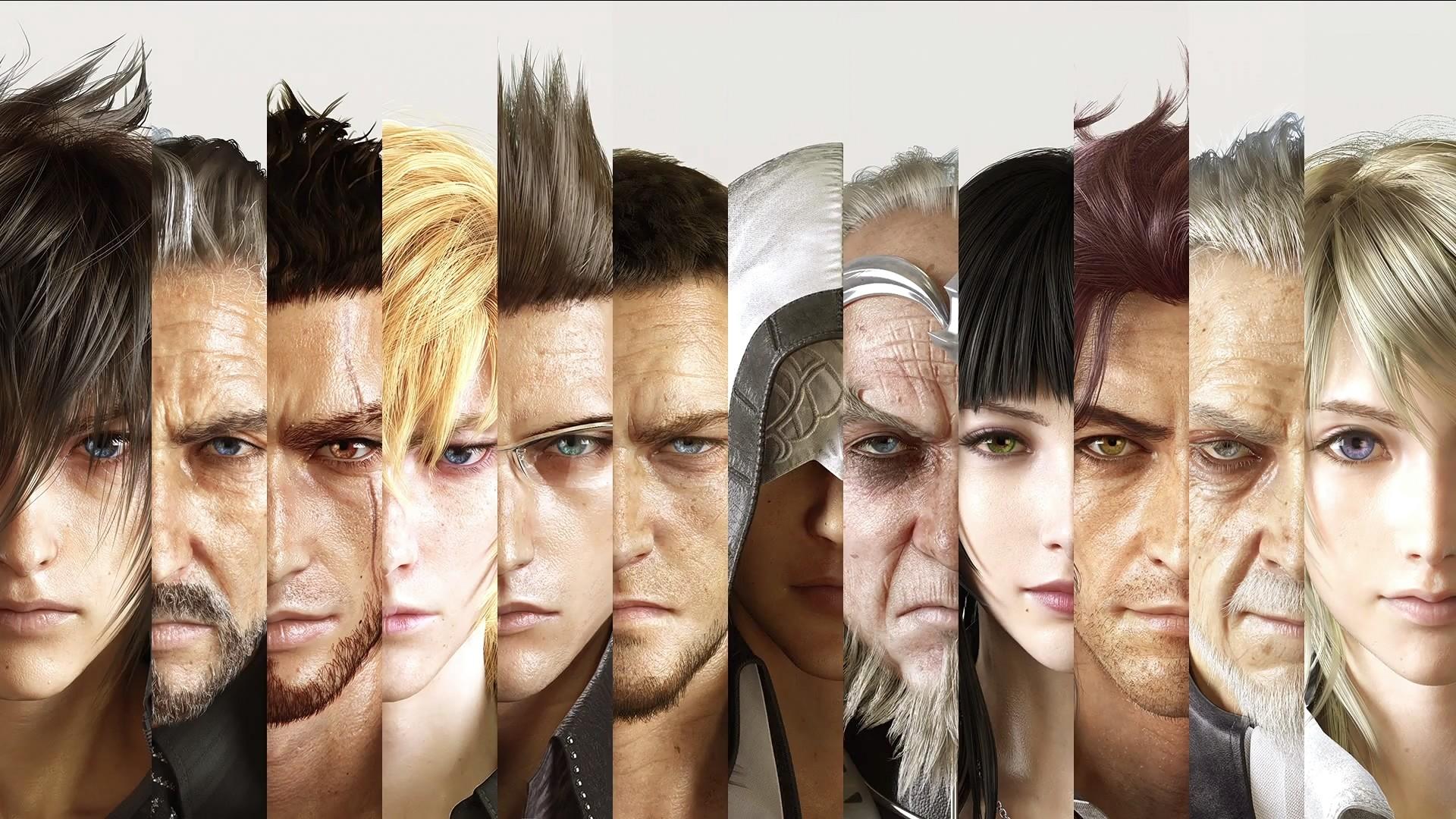 Final Fantasy XV download Final Fantasy XV image