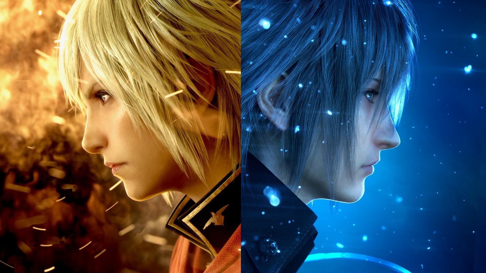 Games / Final Fantasy XV Wallpaper