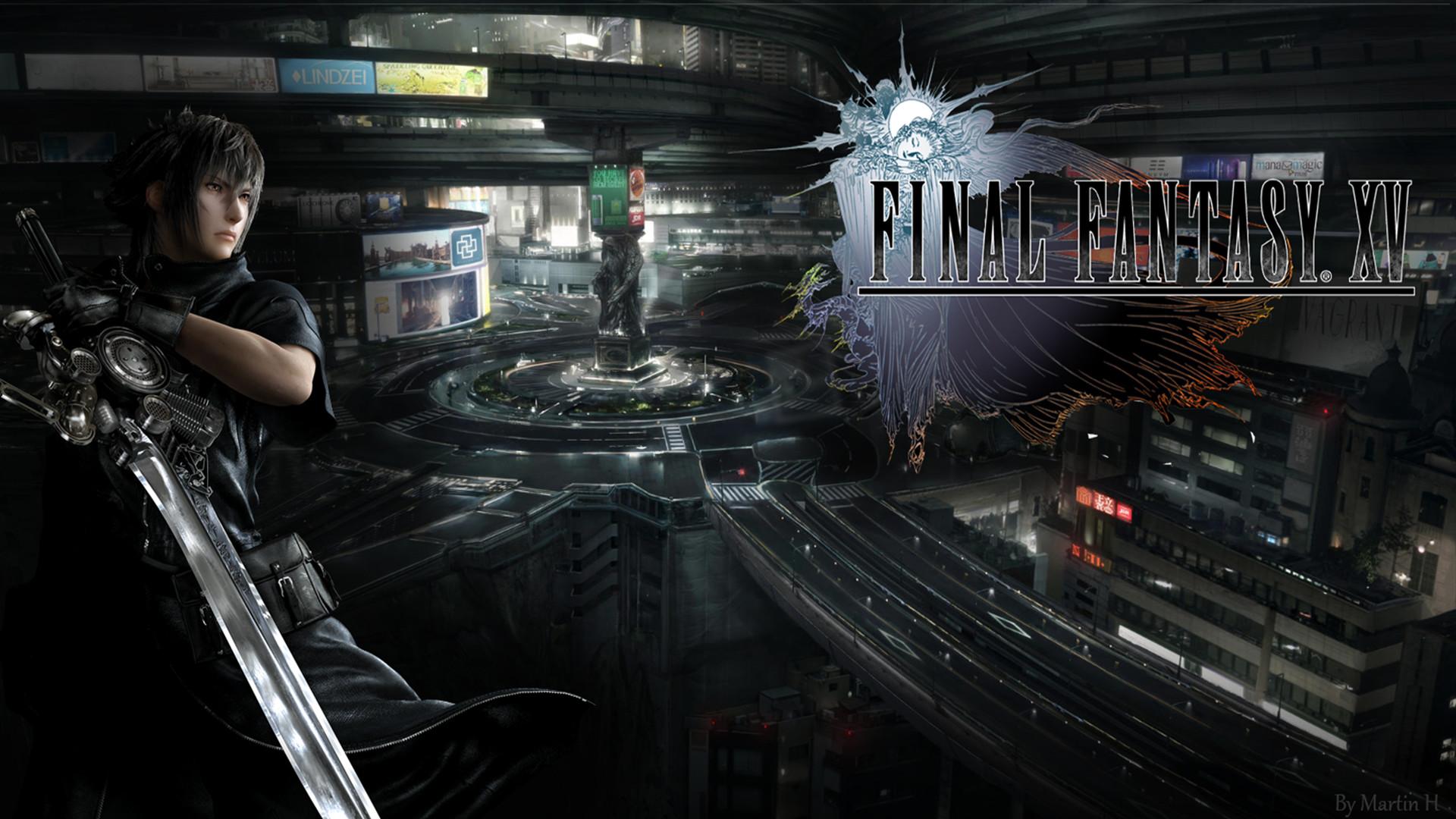 Video Game – Final Fantasy XV Noctis Lucis Caelum Kingsglaive (Final Fantasy)  Wallpaper