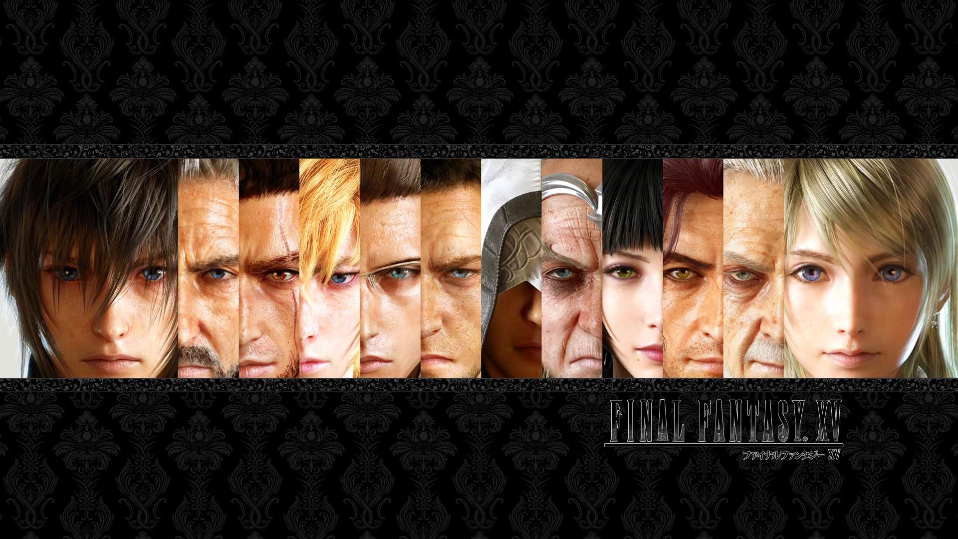New Final Fantasy XV Wallpaper Wallpaper
