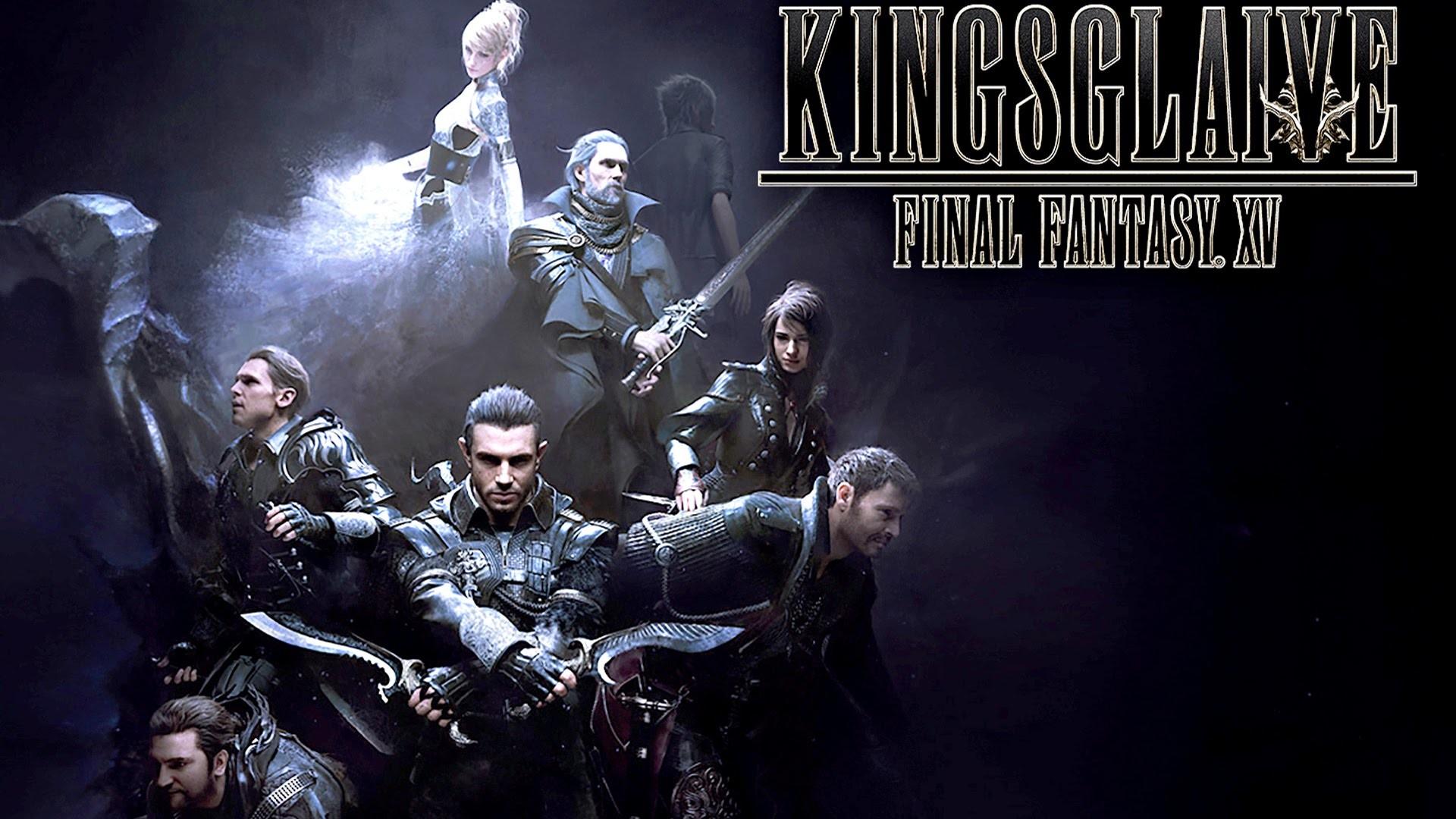 KINGSGLAIVE: Final Fantasy XV   Complete Soundtrack OST – 39 Tracks [HD] –  YouTube