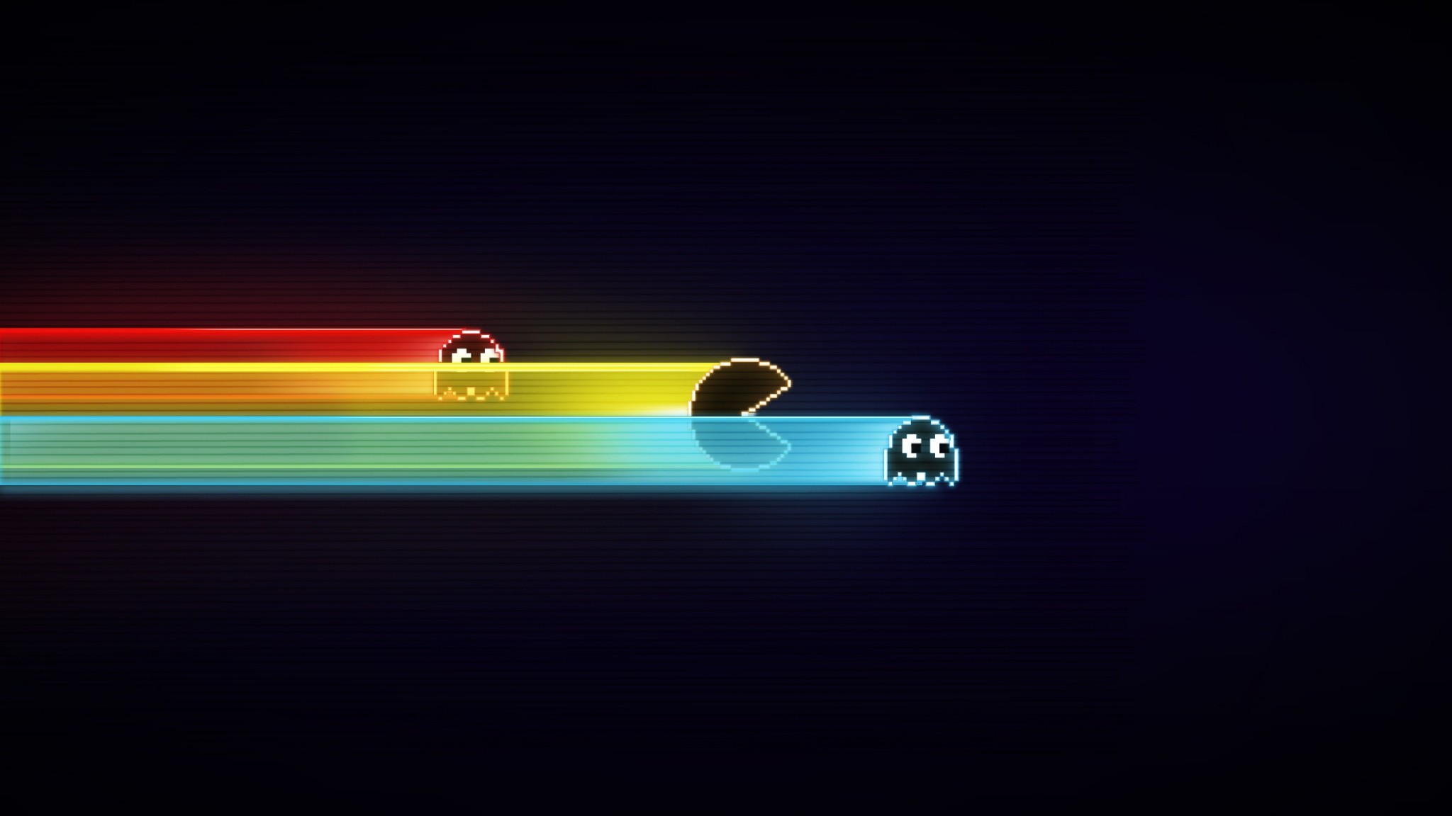 Wallpaper Pacman, Game, Graphics, Speed, Harassment HD HD .