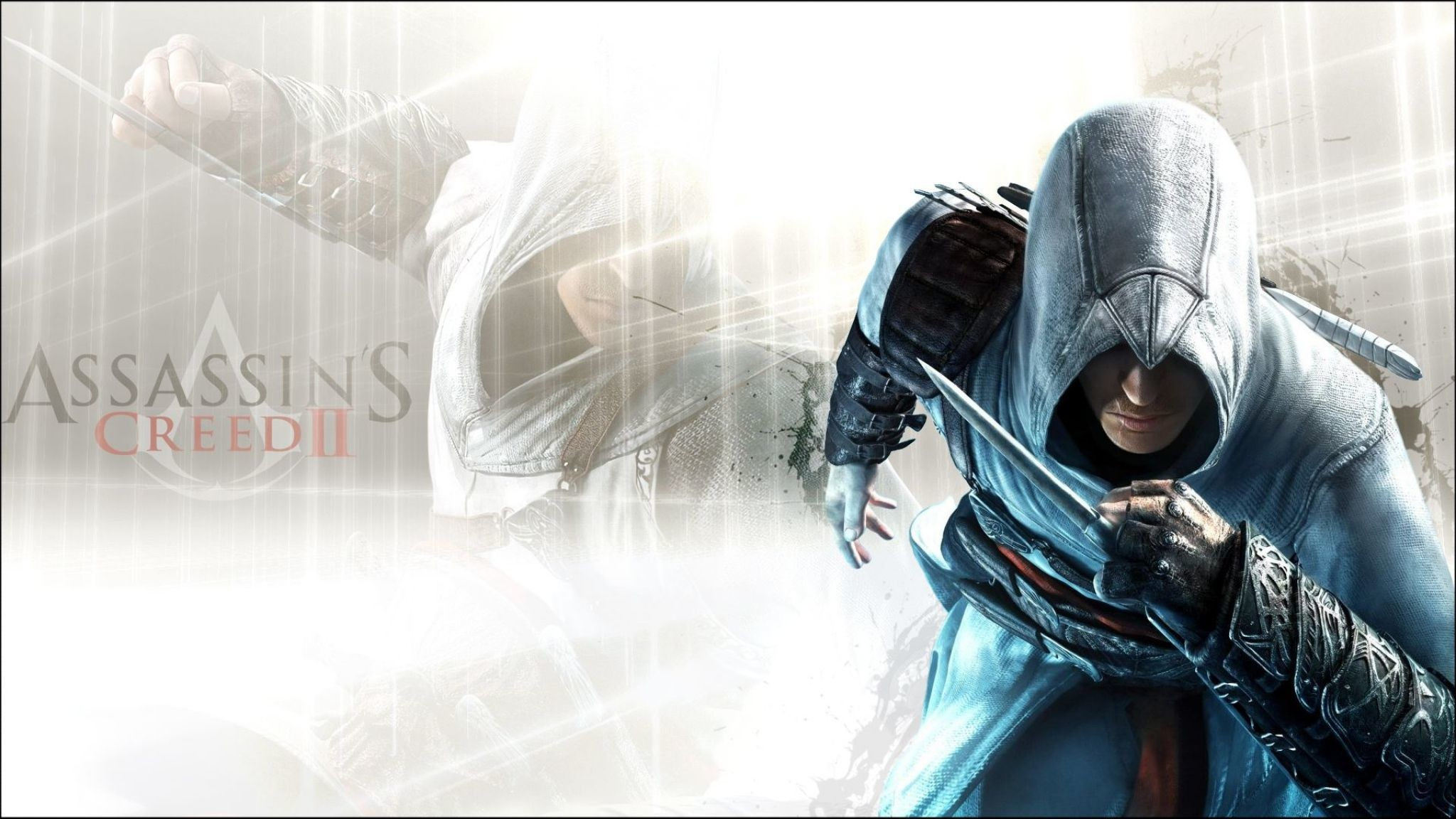 Download Wallpaper Assassins creed 2, Background .