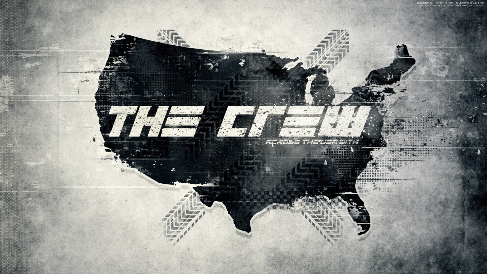 Preview wallpaper the crew, video game, car simulator, ubisoft, ubisoft  reflections 2048×1152