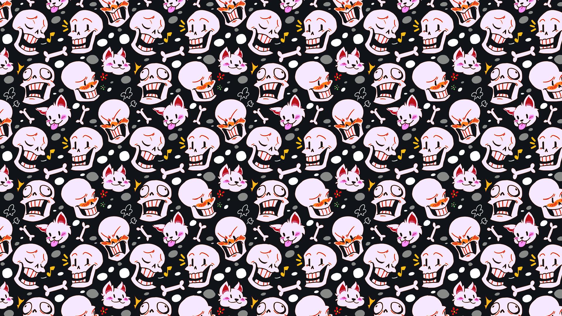 Video Game – Undertale Papyrus (Undertale) Annoying Dog (Undertale)  Wallpaper