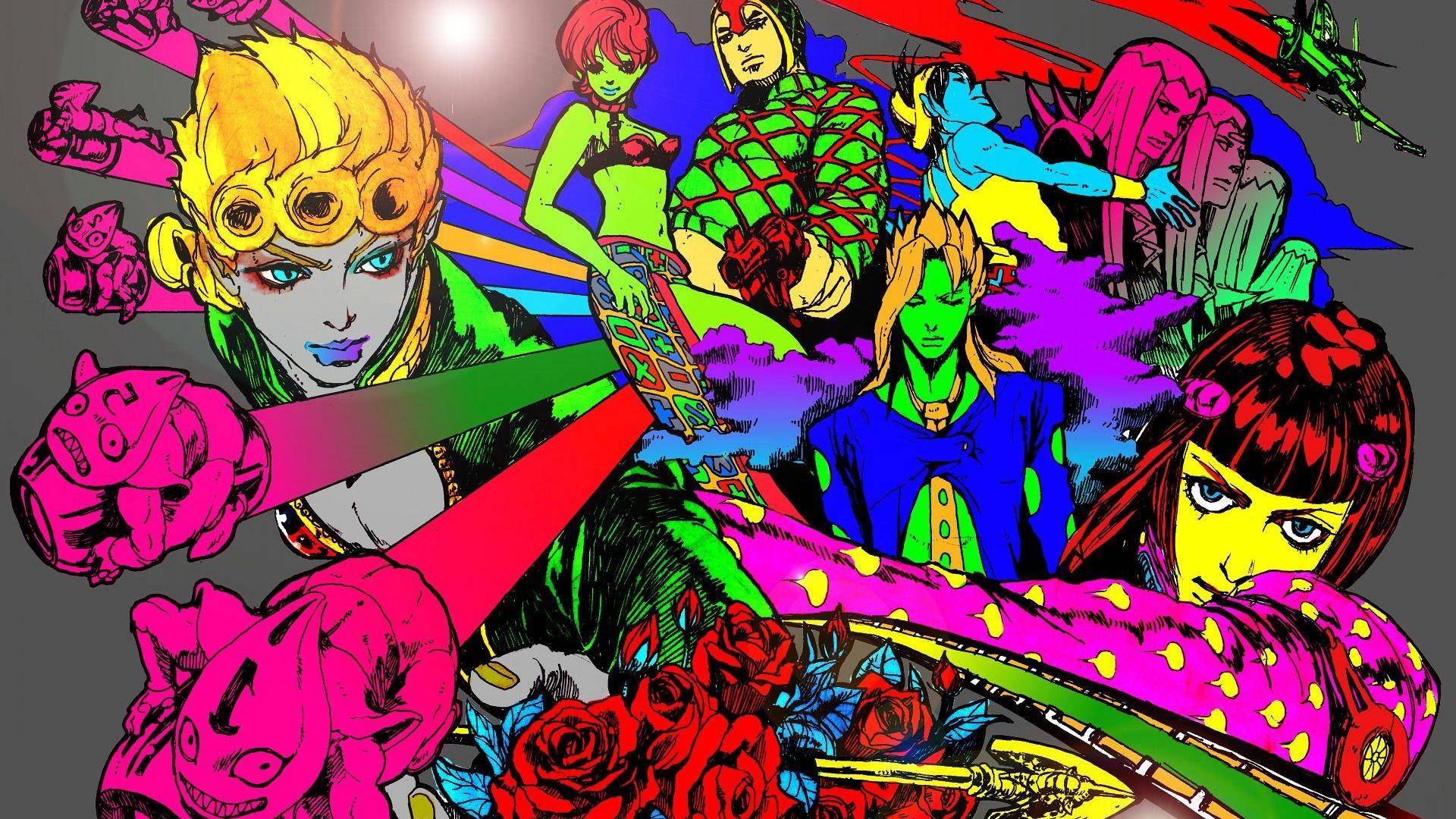 JoJo's Bizarre Adventure HD Wallpaper JoJo's …