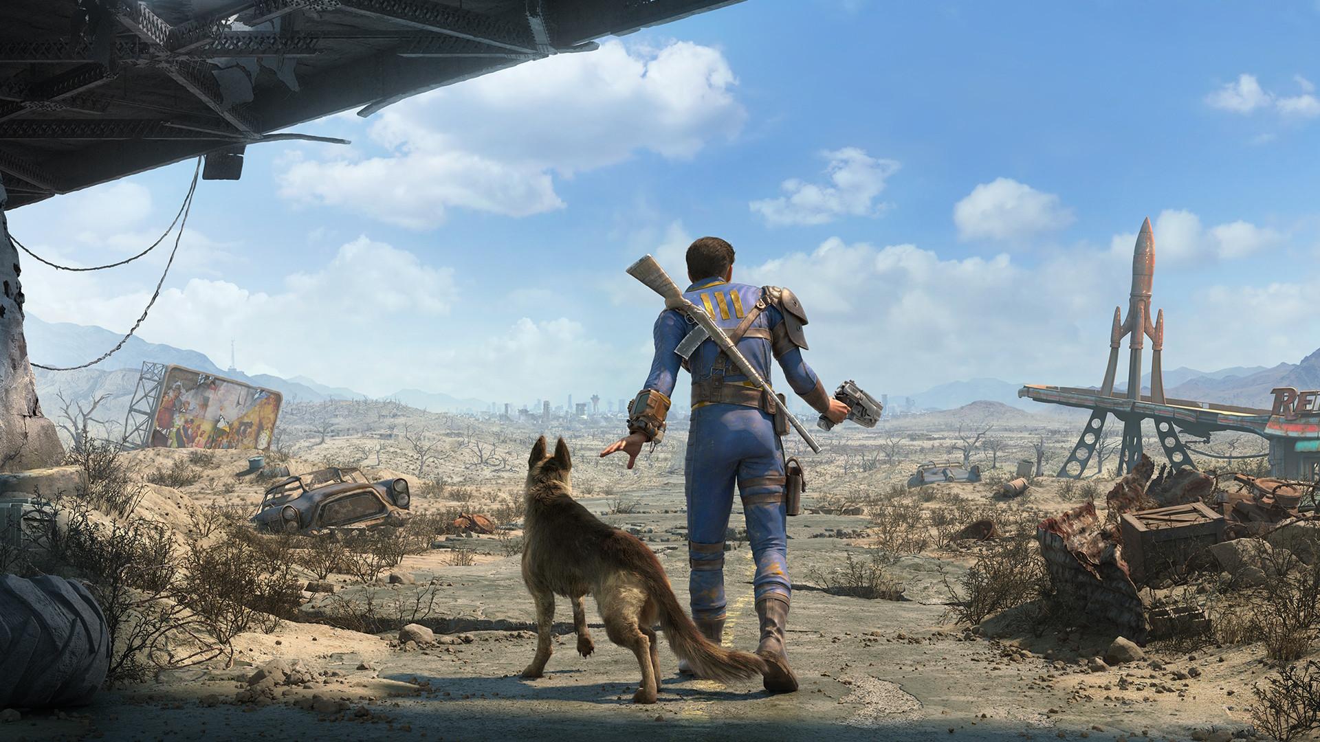 <b>Fallout 4</b> Desktop <b>Wallpaper</