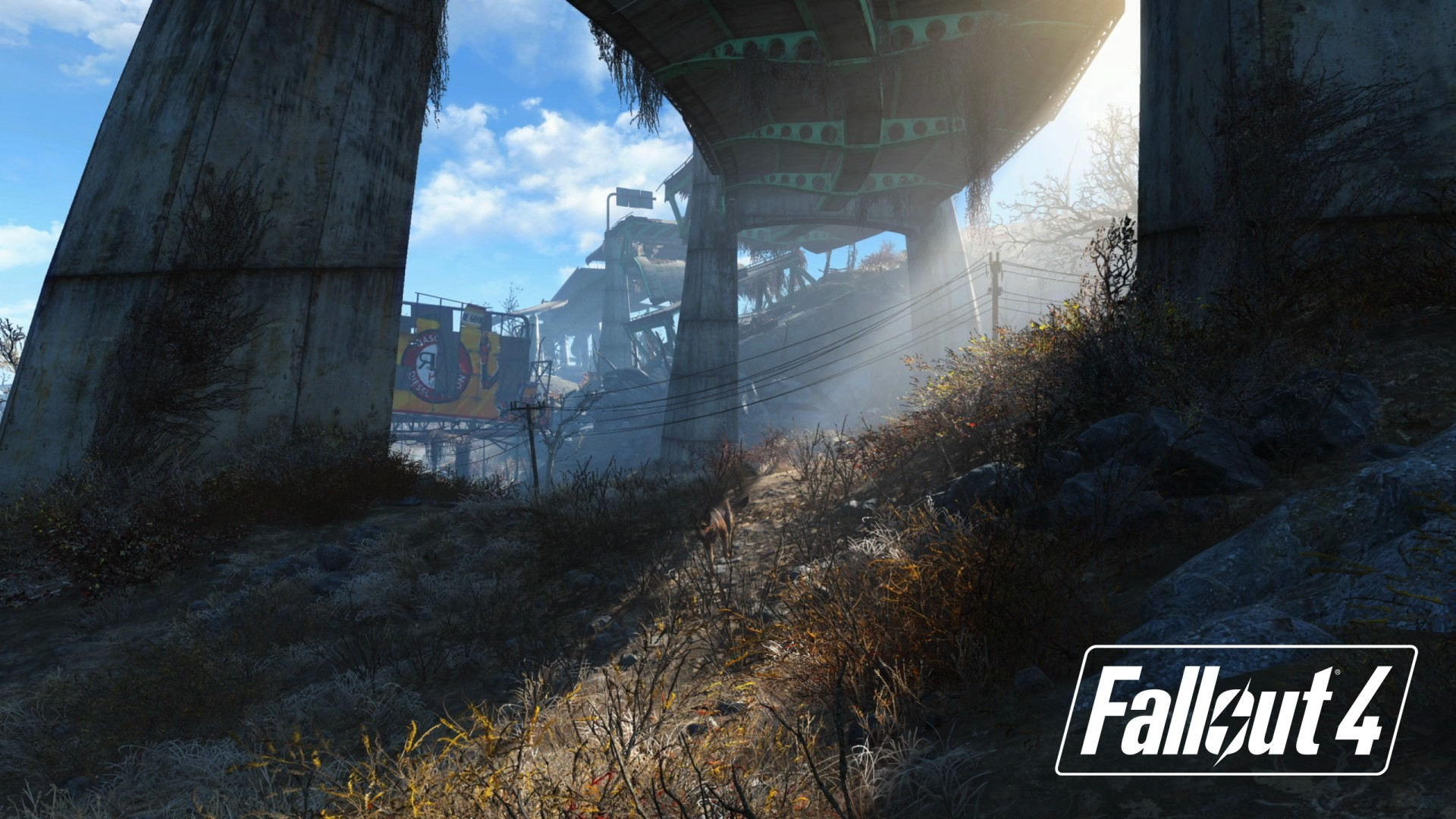 Fallout 4 Video Game Wallpaper 6716