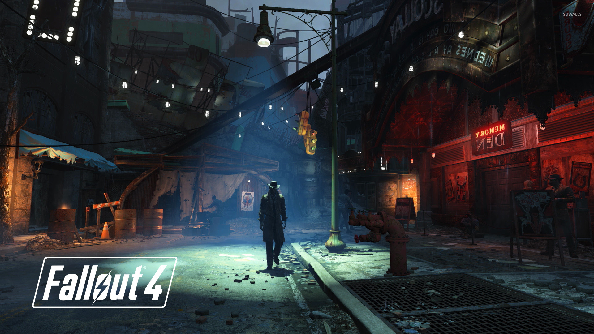 Fallout 3 Backgrounds – WallpaperSafari