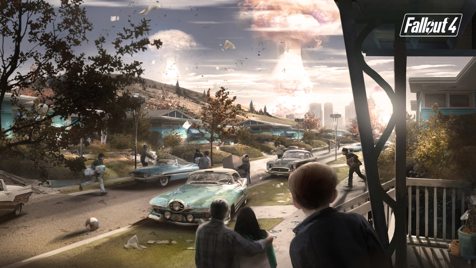 Free Fallout 4 Wallpaper in 1920×1080
