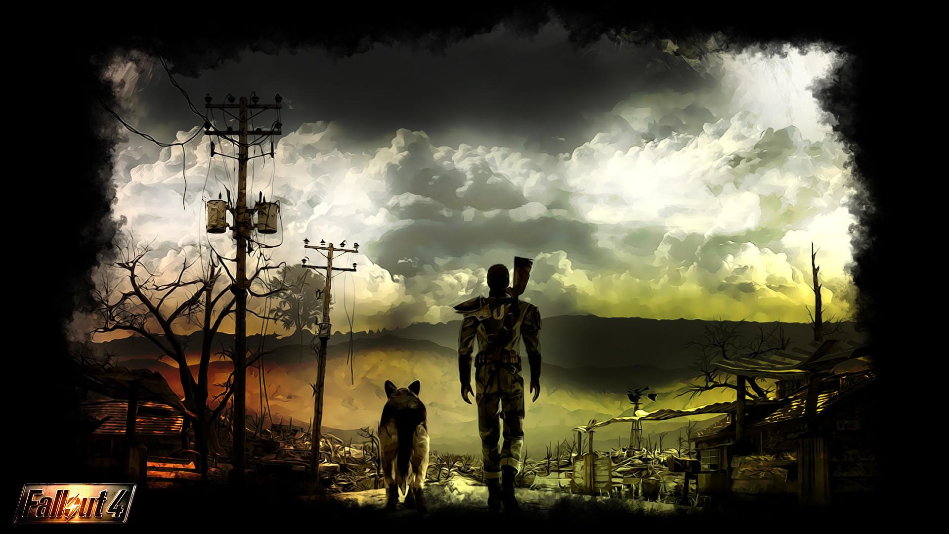 <b>Wallpaper Fallout 4</b> – <b>Fallout 4