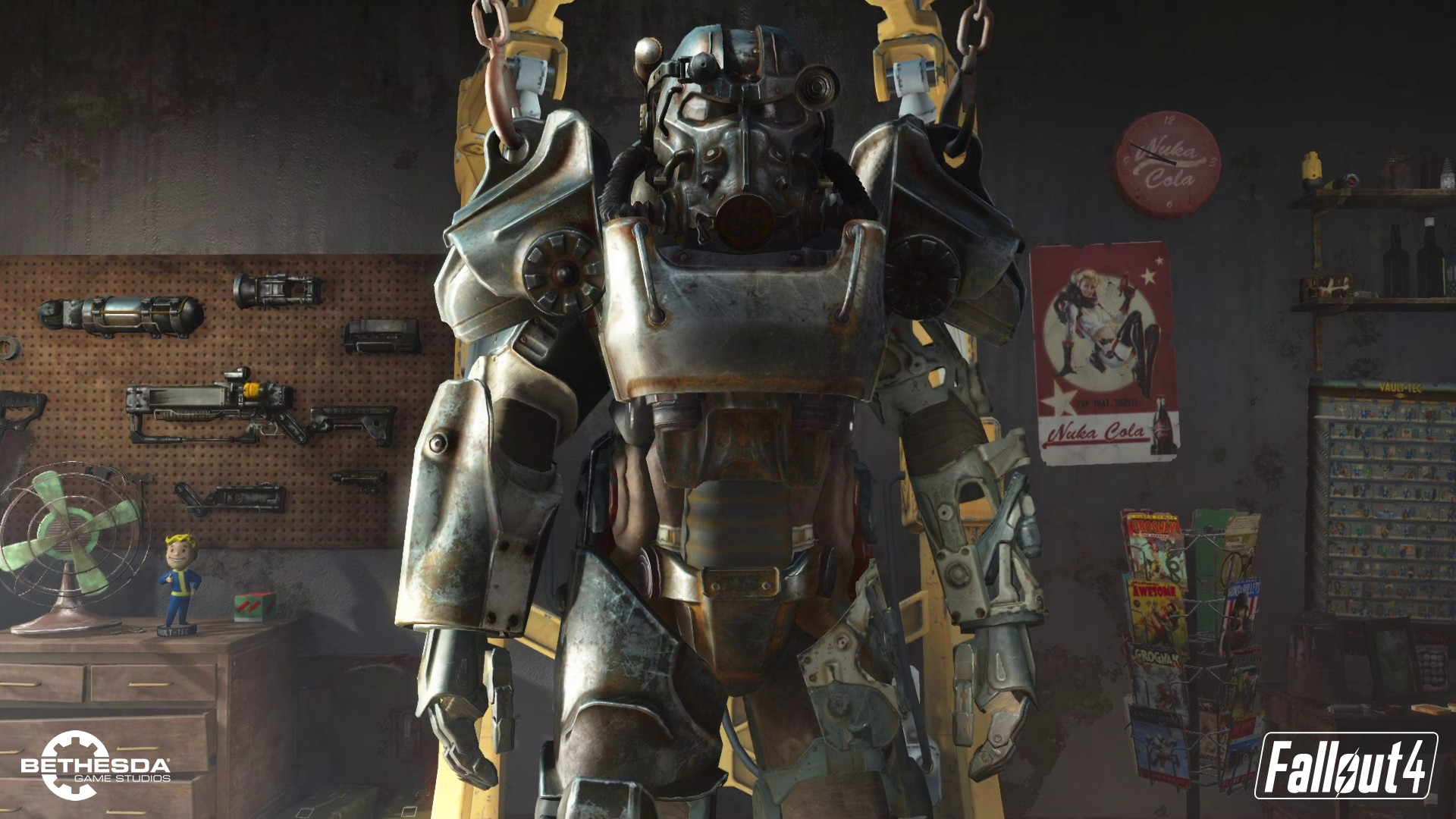 Fallout 4 Wallpaper High Resolution