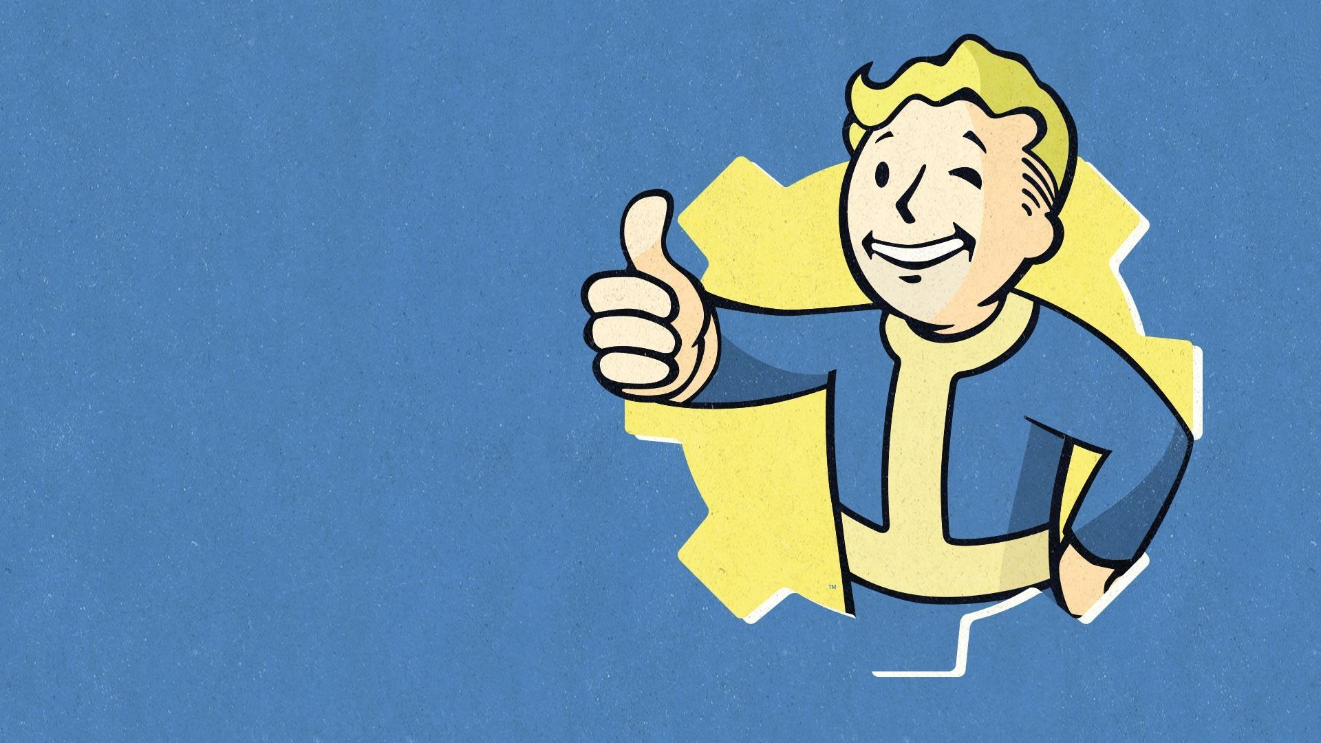 Video Game – Fallout 4 Fallout 4 Season Pass Vault Boy Wallpaper