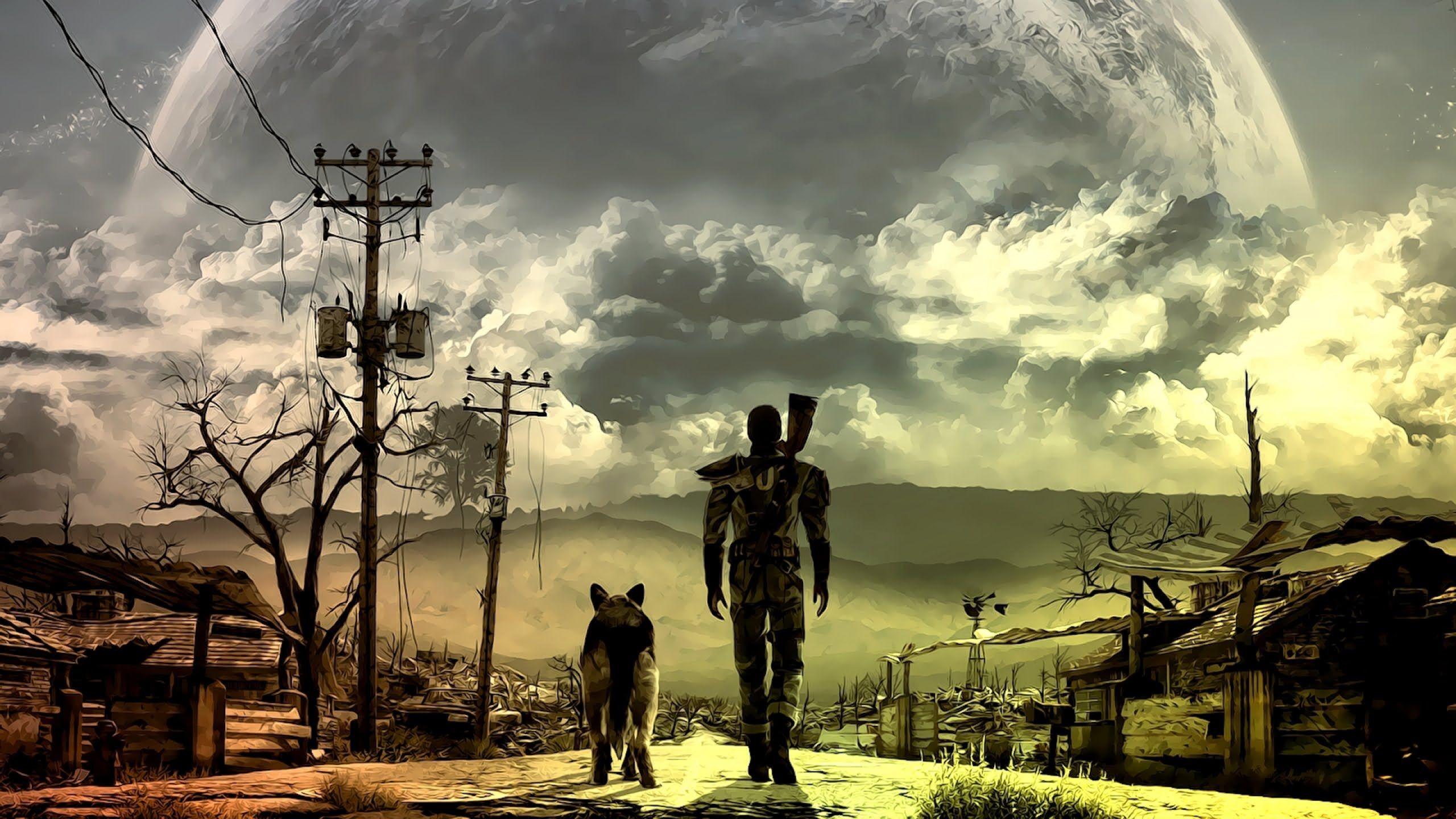 <b>Fallout 4</b> Computer <b>Wallpapers</