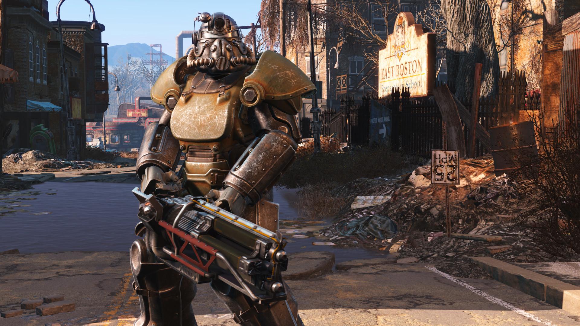 Fallout 4 DLC 2016