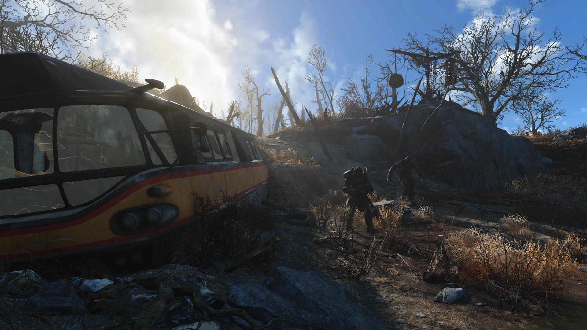 Fallout 4 Wasteland Wallpaper 6706