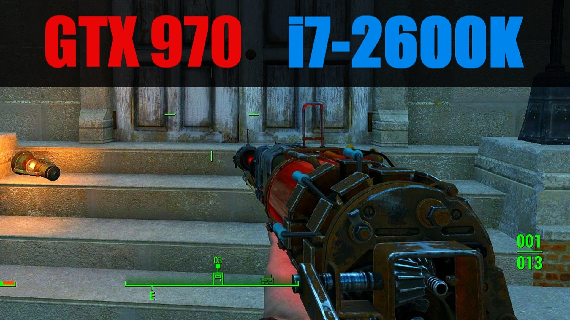 Fallout 4 4K HD Wallpaper #3623