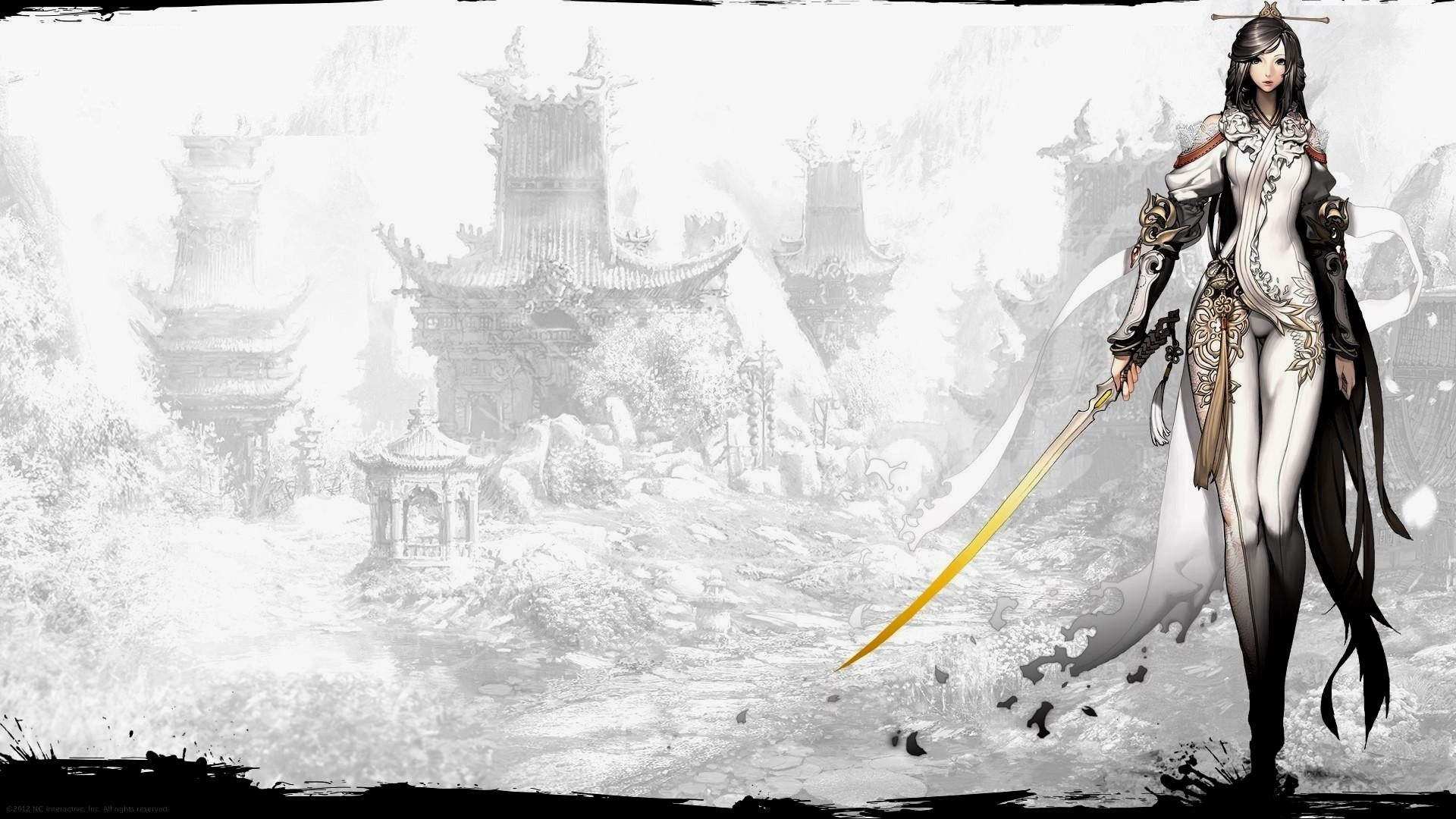 HD Wallpaper | Background ID:552316. Video Game Blade & Soul