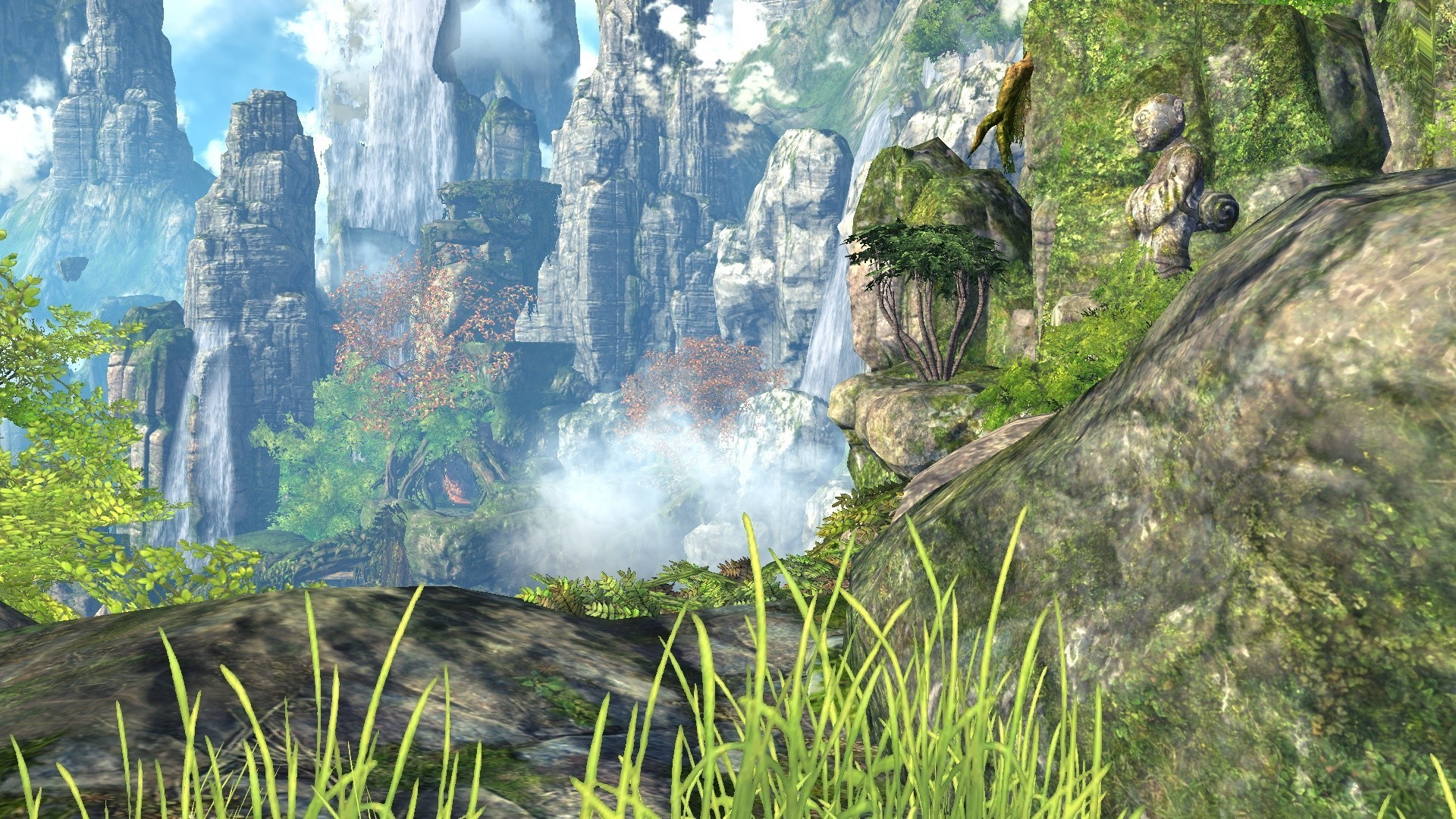 screenshots, Video Games, Blade & Soul Wallpapers HD / Desktop and Mobile  Backgrounds