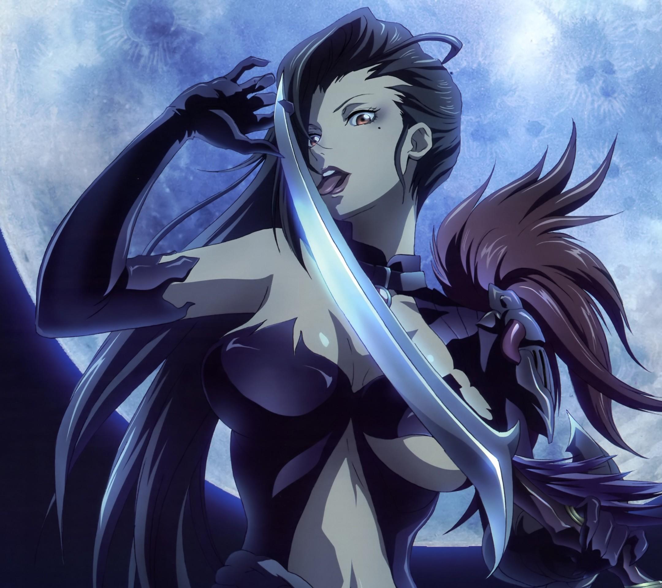 Blade and Soul.Ran Yu Android wallpaper.2160×1920