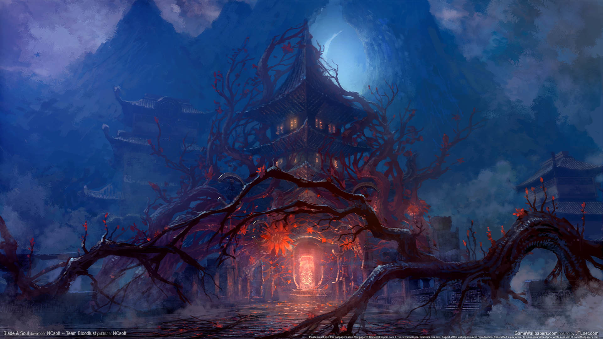 67 Blade And Soul Wallpapers Hd