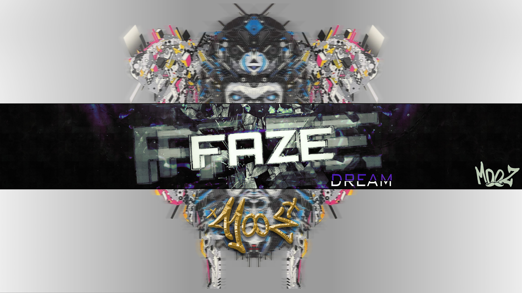 … Faze Clan 3D Layout by Moozurt