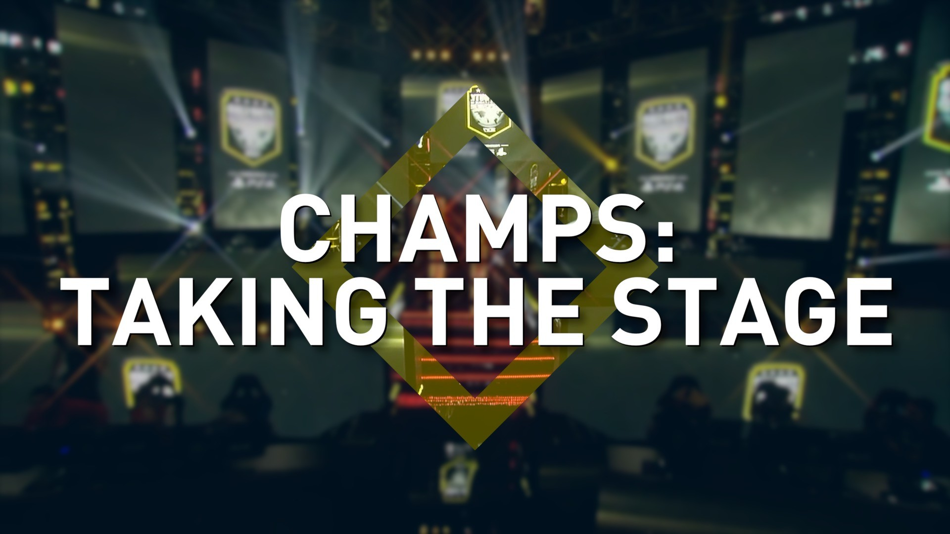 CWL Champs 2017: Taking the Stage