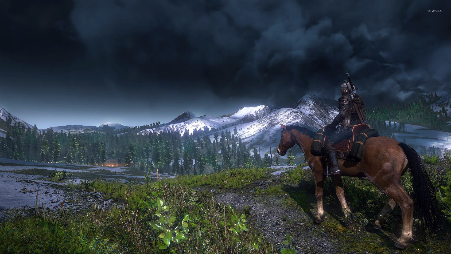 The Witcher 3: Wild Hunt [7] wallpaper jpg