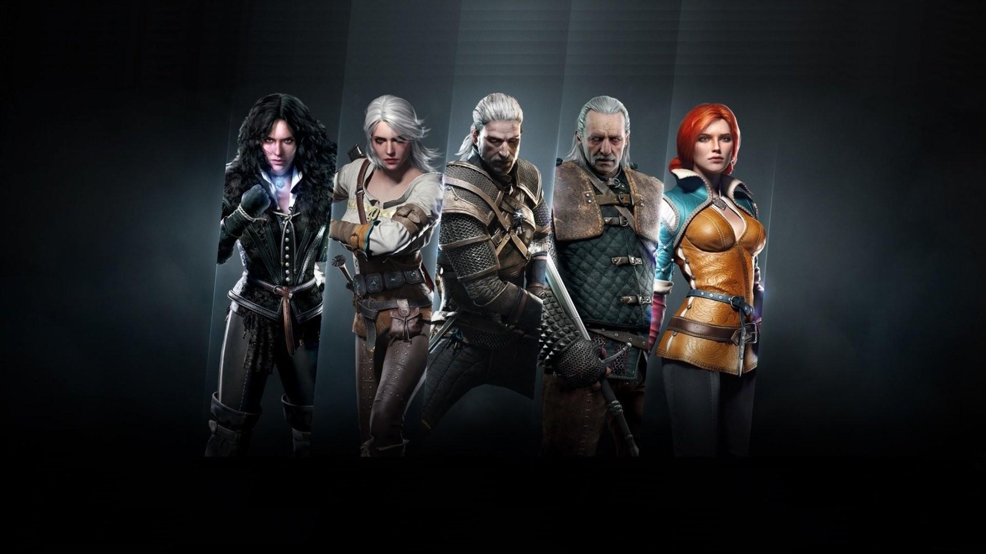 WITCHER 3 WILD HUNT fantasy action fighting warrior dark poster wallpaper      828128   WallpaperUP