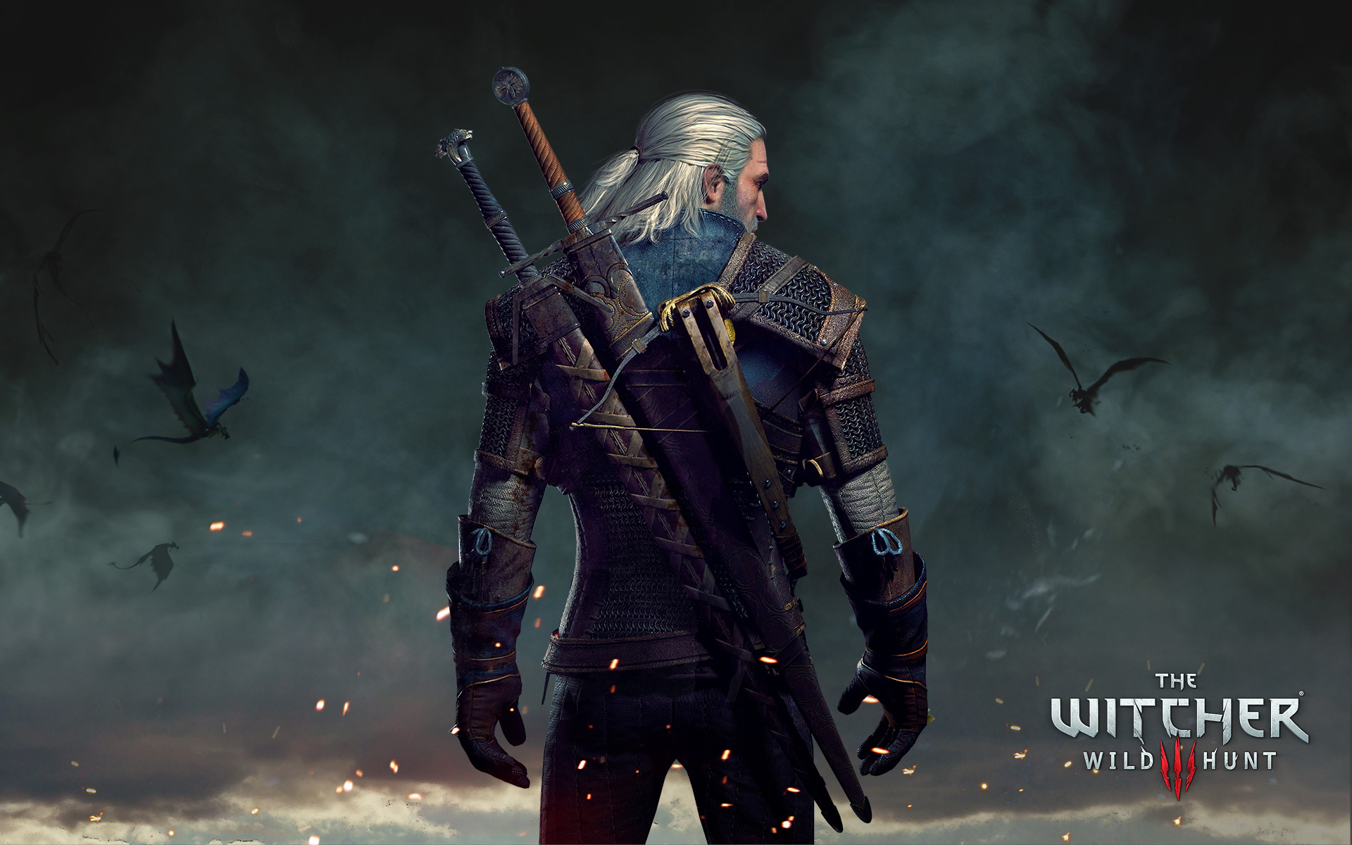 Witcher 3 Wallpapers, QLJ784 Collection