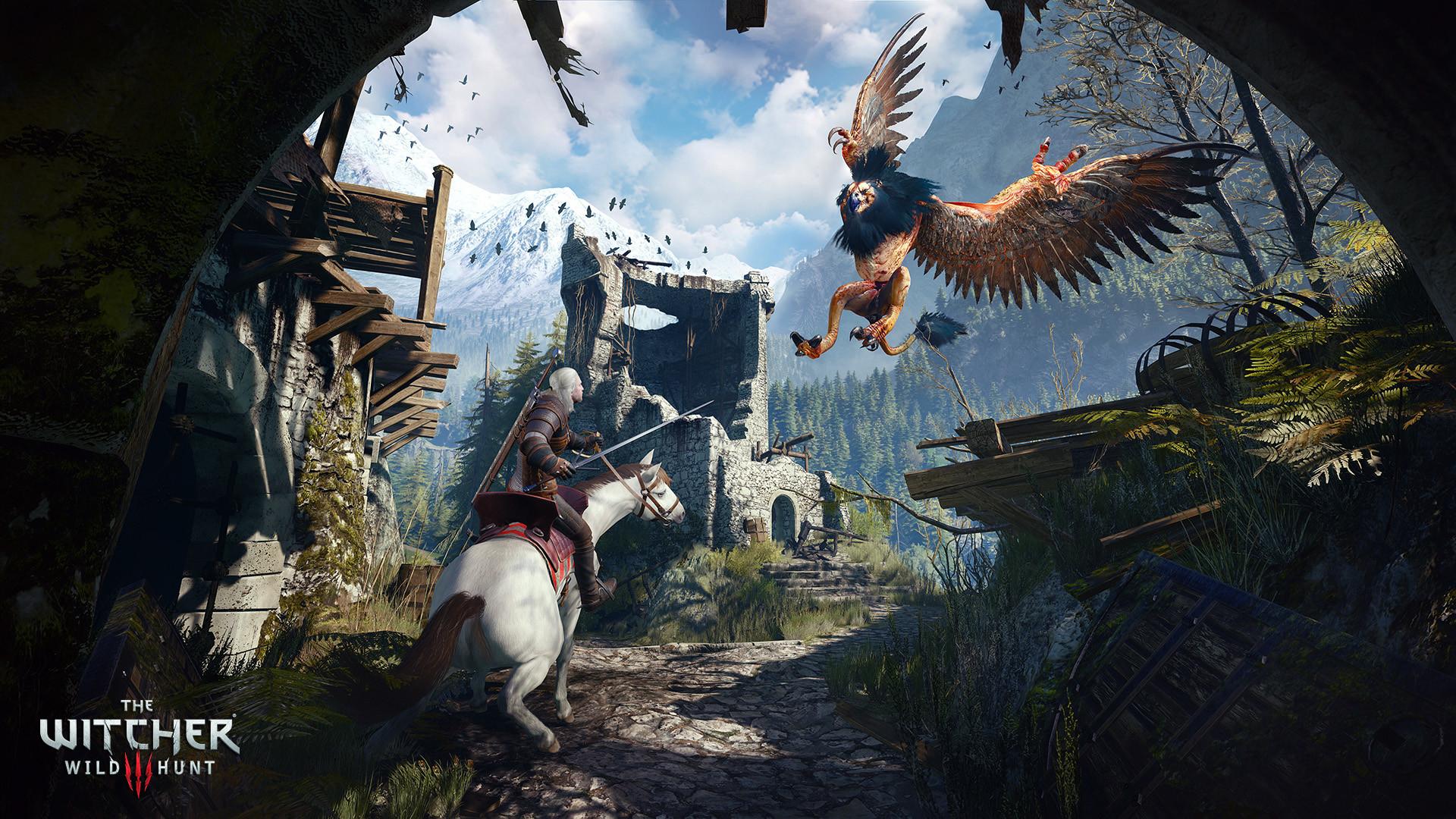 … video game the witcher 3 wild hunt wallpapers desktop phone …