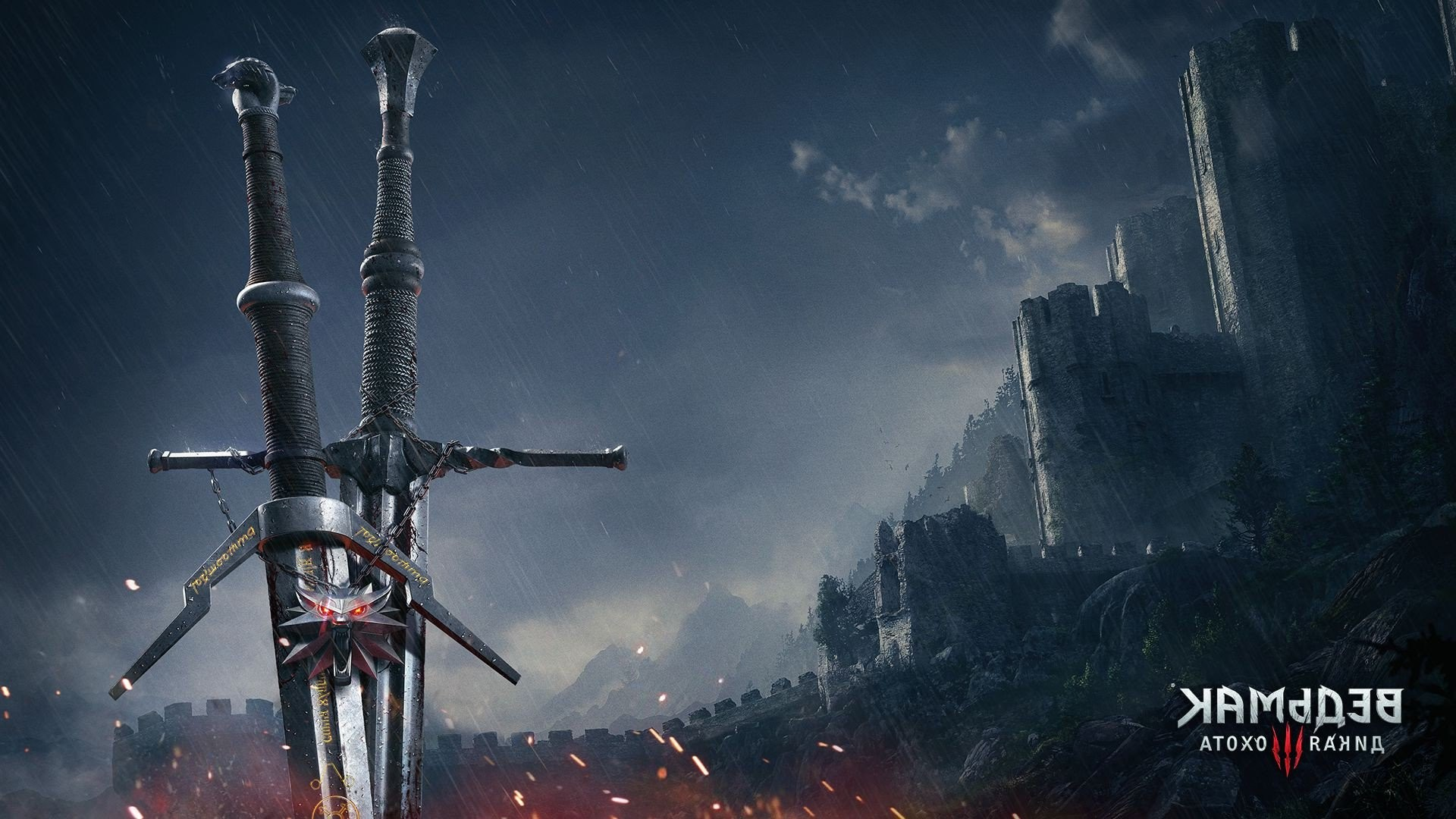 … download the witcher 3 sword hd 4k wallpapers in screen …