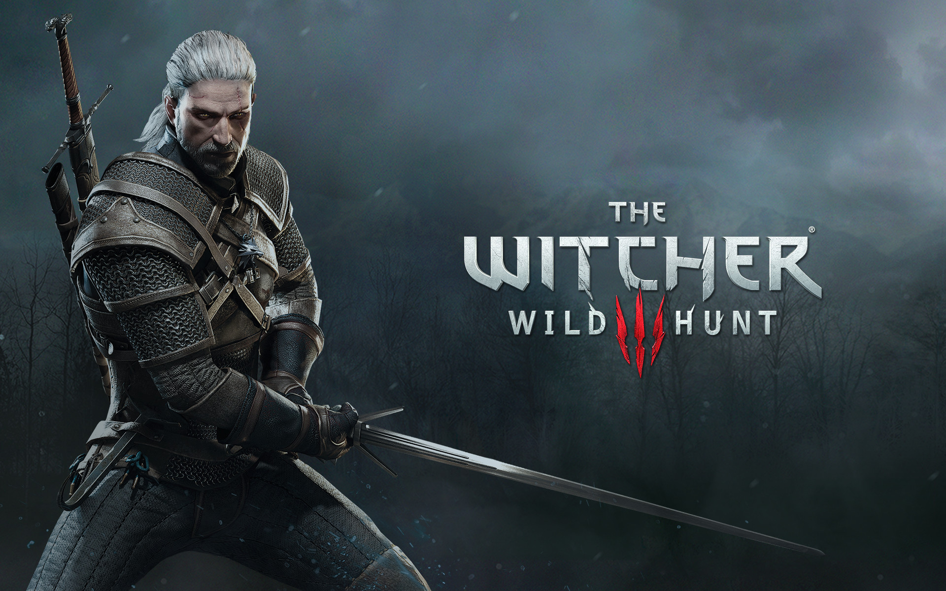 Video Game – The Witcher 3: Wild Hunt The Witcher Geralt Of Rivia Wallpaper