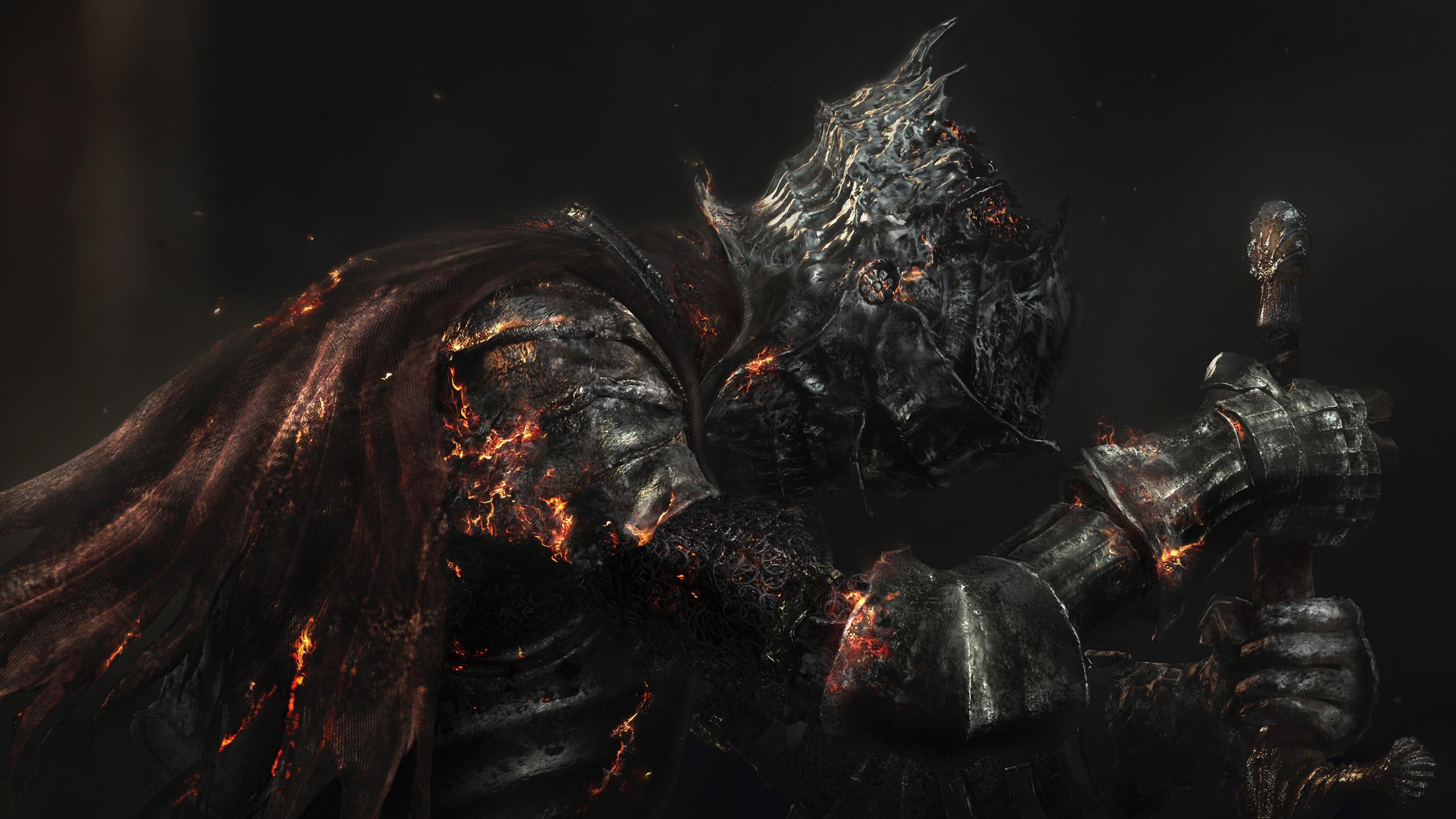 Dark Souls 3 pareciera continuar los sucesos del Dark Lord Ending .