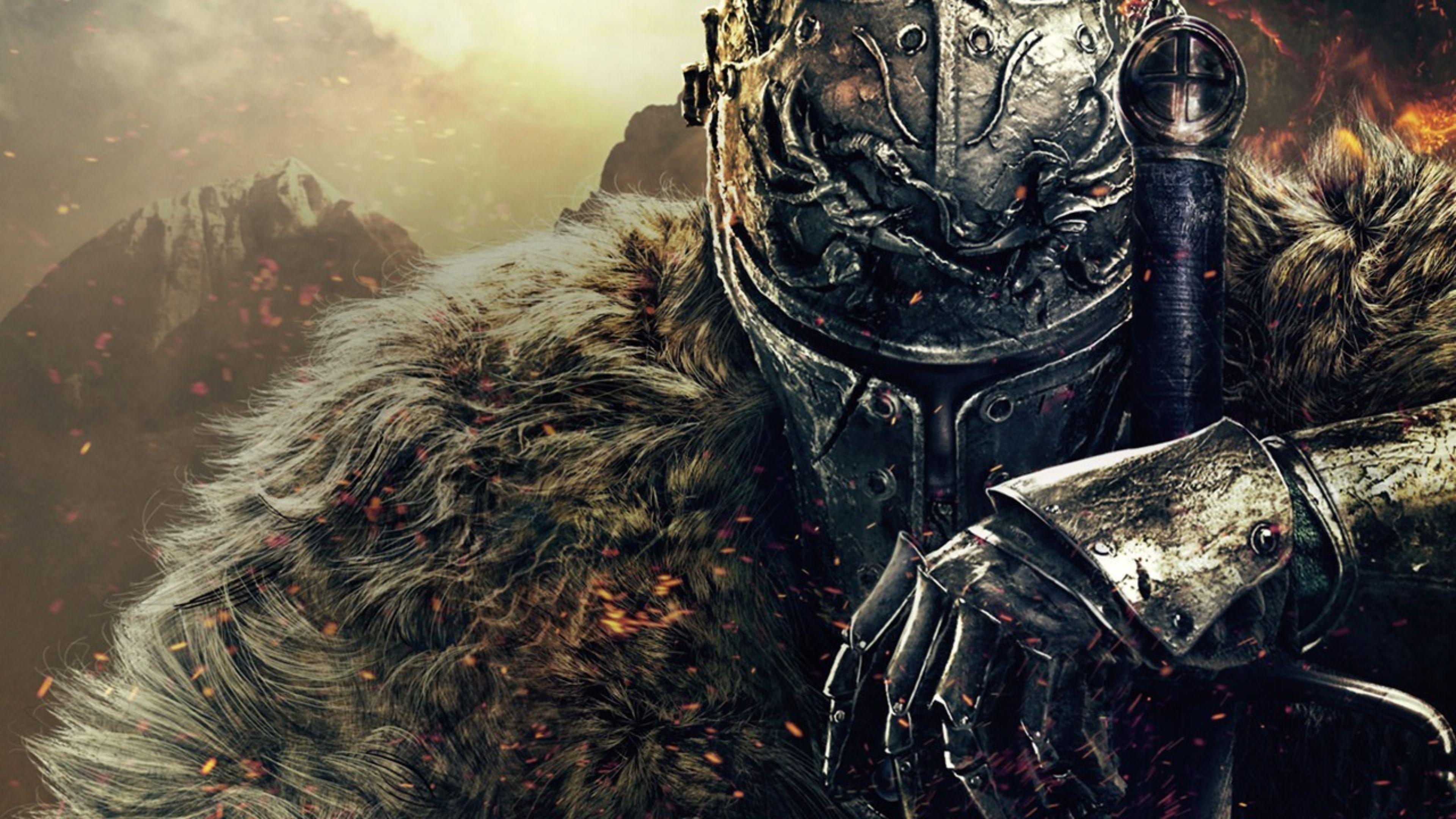 Download Dark Souls III 4K Wallpaper | Free 4K Wallpaper
