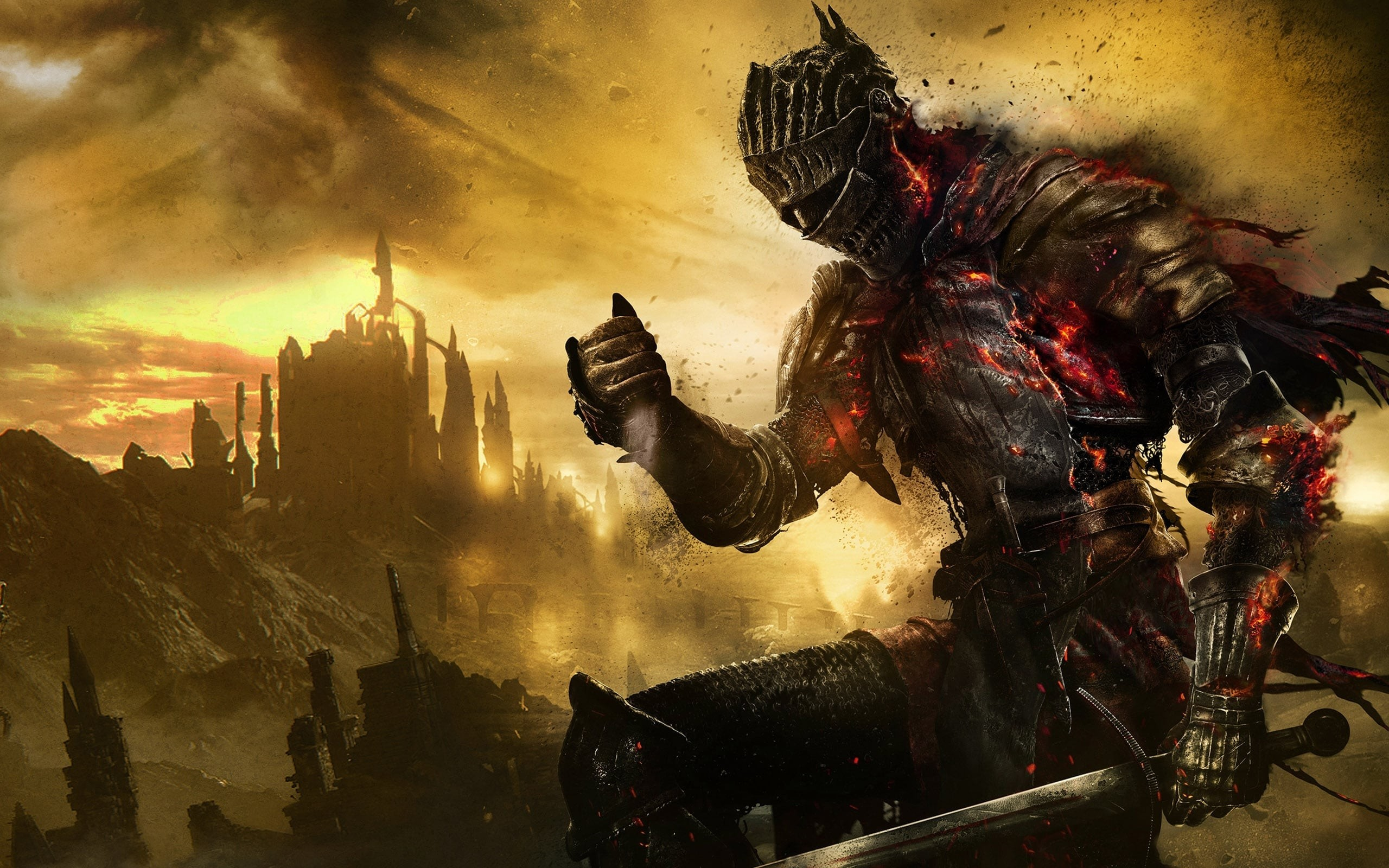 Dark Souls 3 PS4 | Games HD 4k Wallpapers