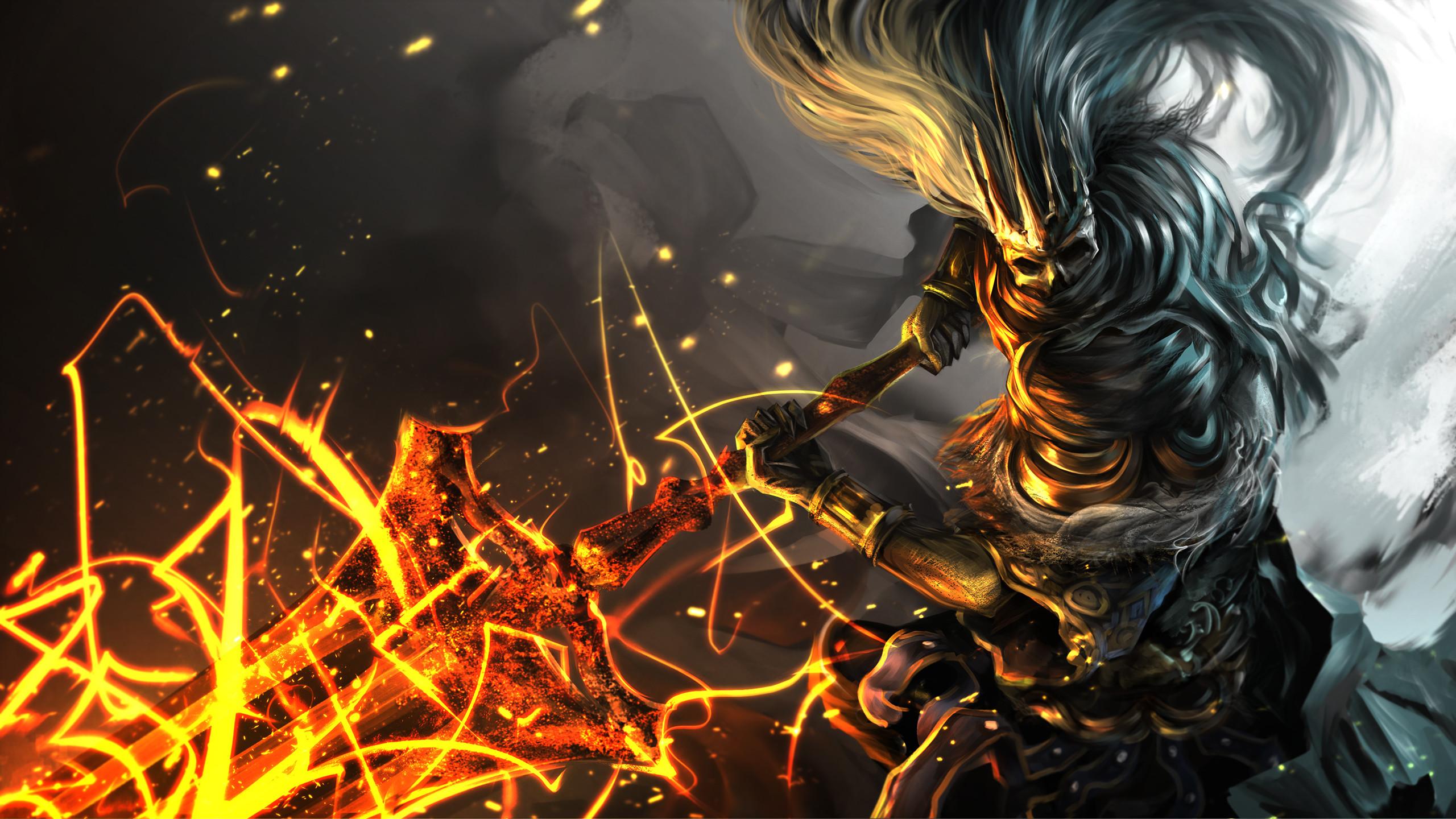 Dark Souls III Knight · HD Wallpaper | Background ID:824522