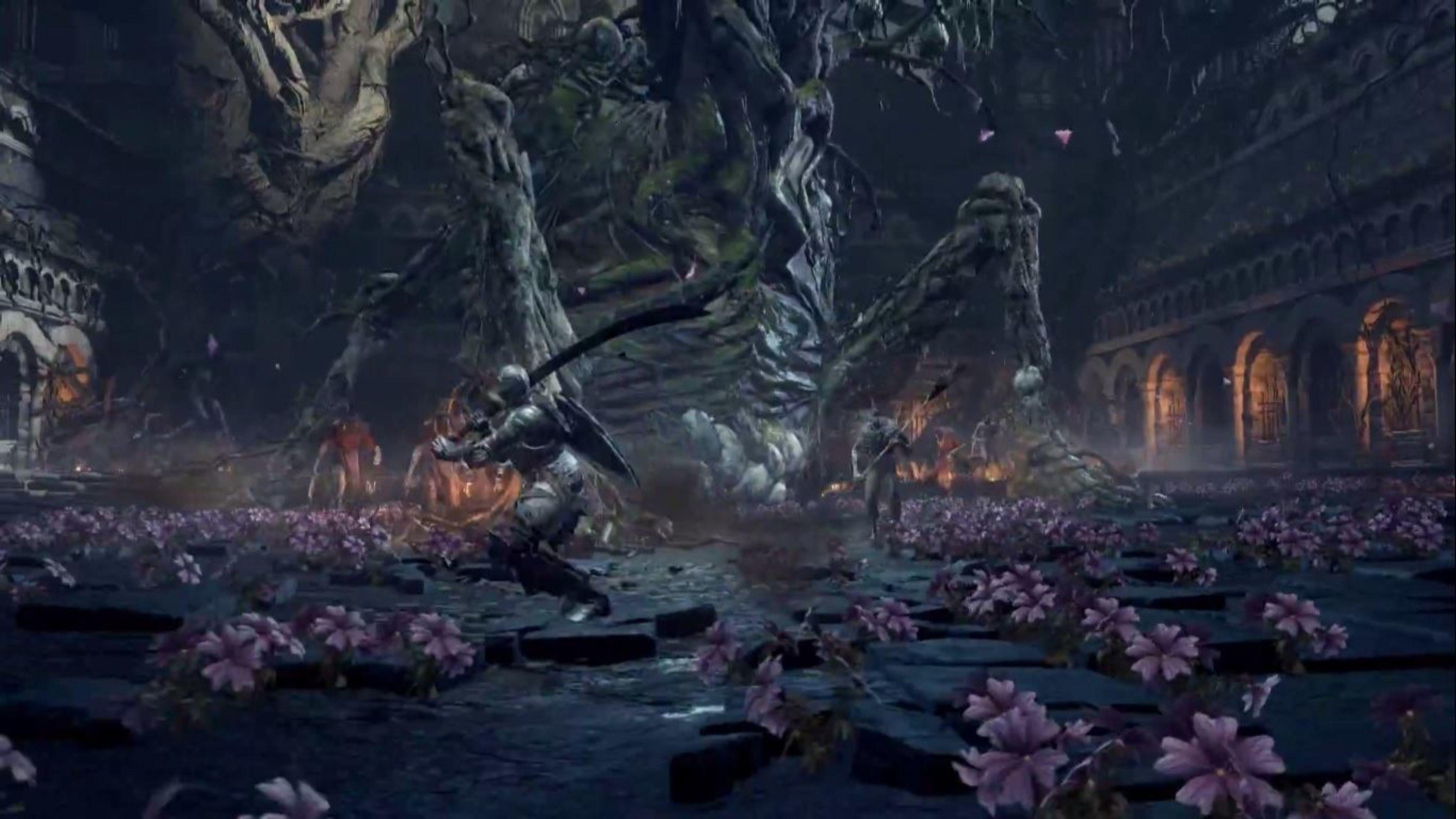 Dark Souls 3 Havels Armor Set Location & Greatshield Great Hammer .