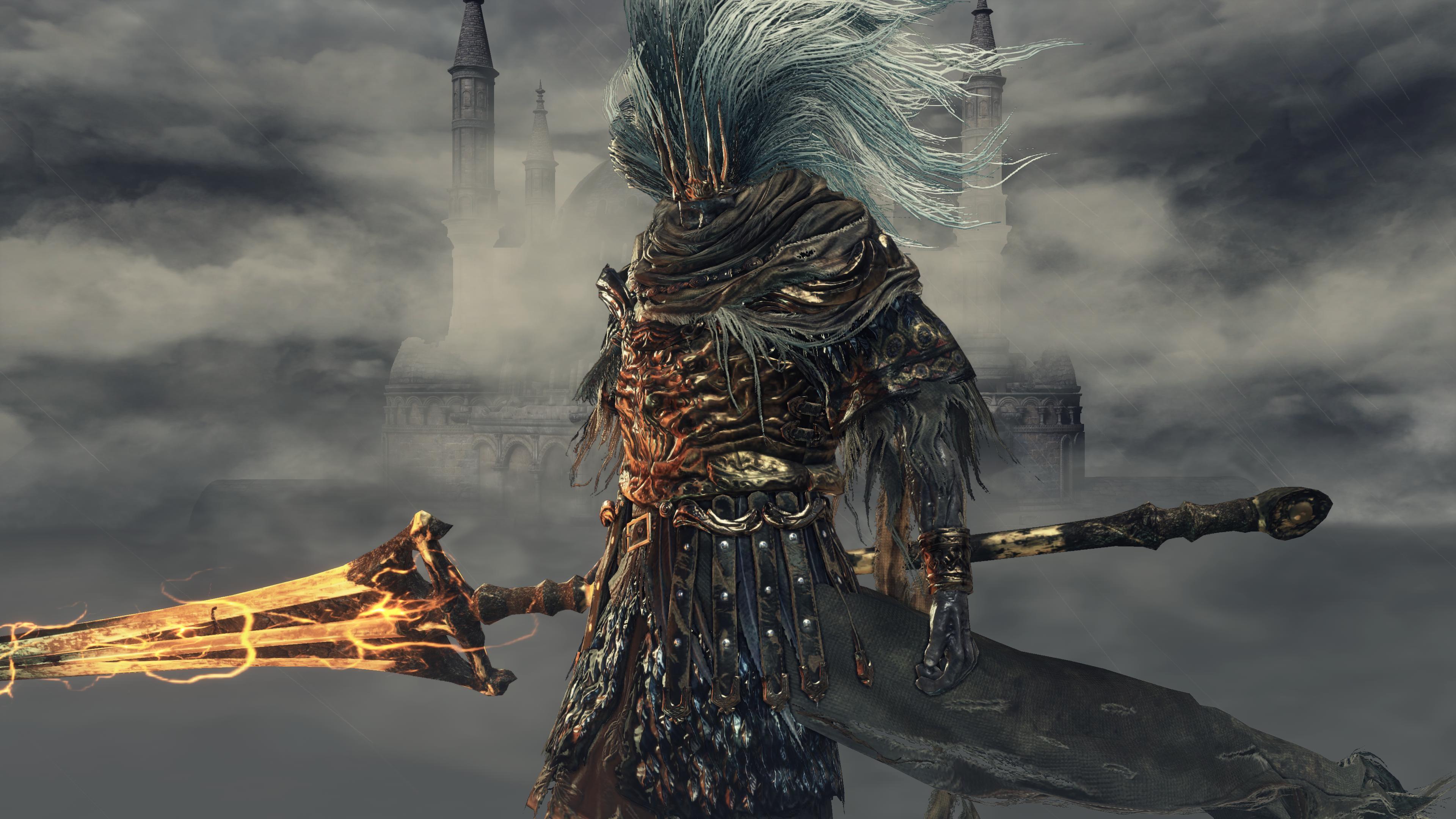 … Dark Souls 3 4K Pic 32 Nameless King by user619