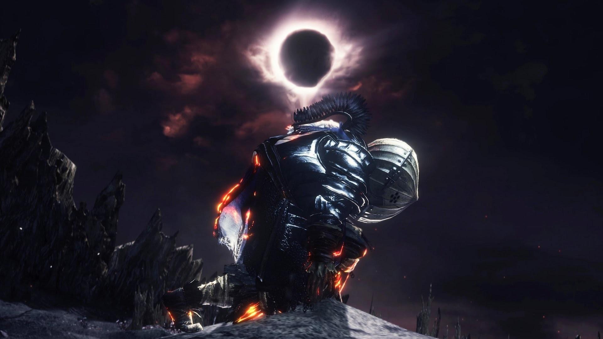 """Dark Souls 3 Secret Ending """"The Usurpation of Fire"""" (4K 60fps) – YouTube"""