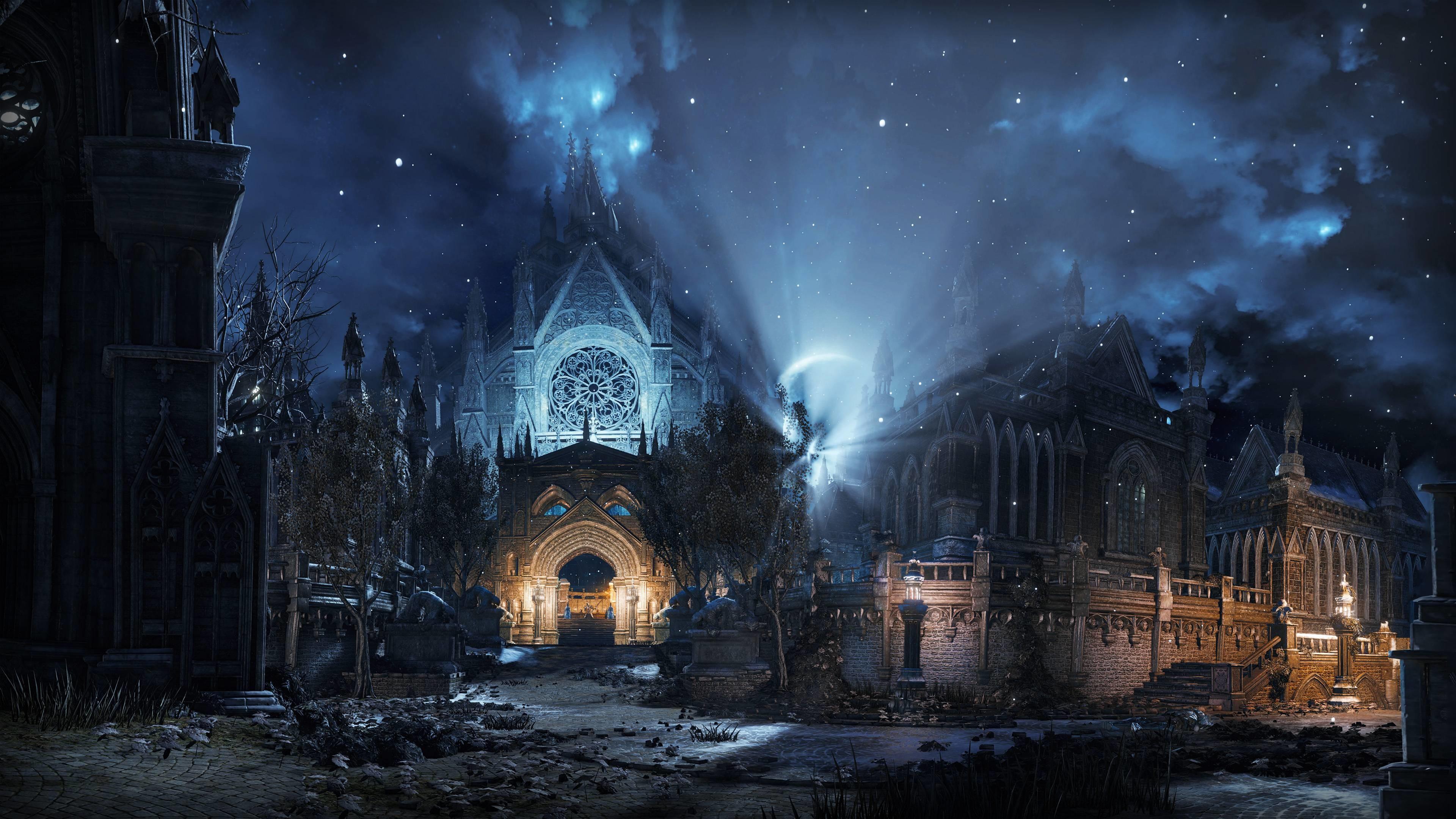 Video Game – Dark Souls III Dark Souls Church Wallpaper