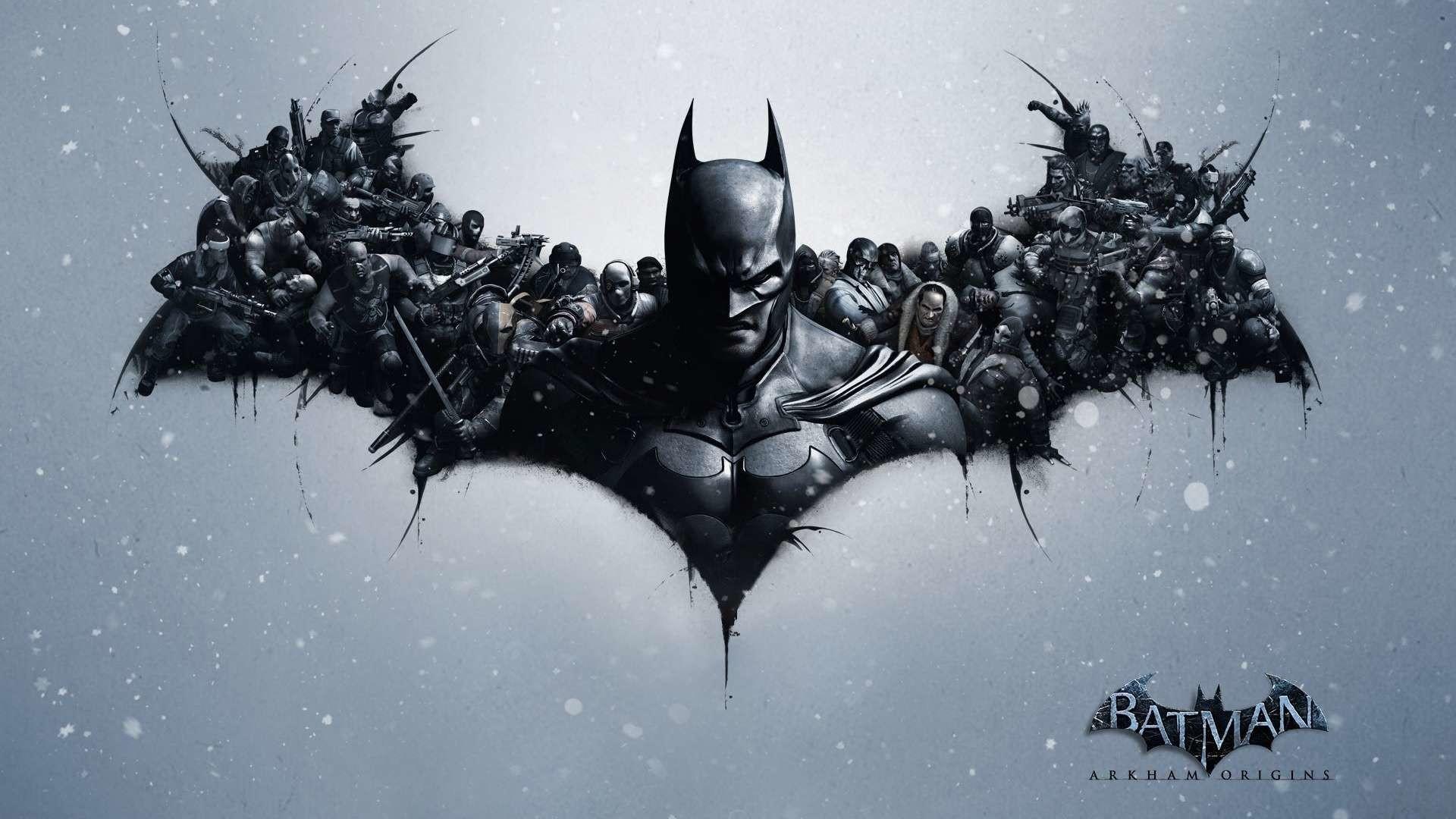 Batman Arkham Origins Video Game HD Wallpaper 1080p | HDWallWide
